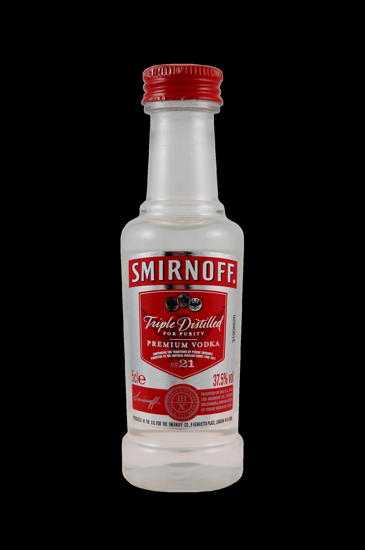 Smirnoff Triple Distilled