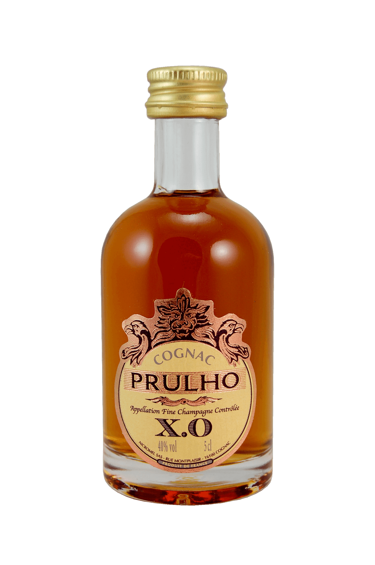 Cognac Pruhlo X.O.