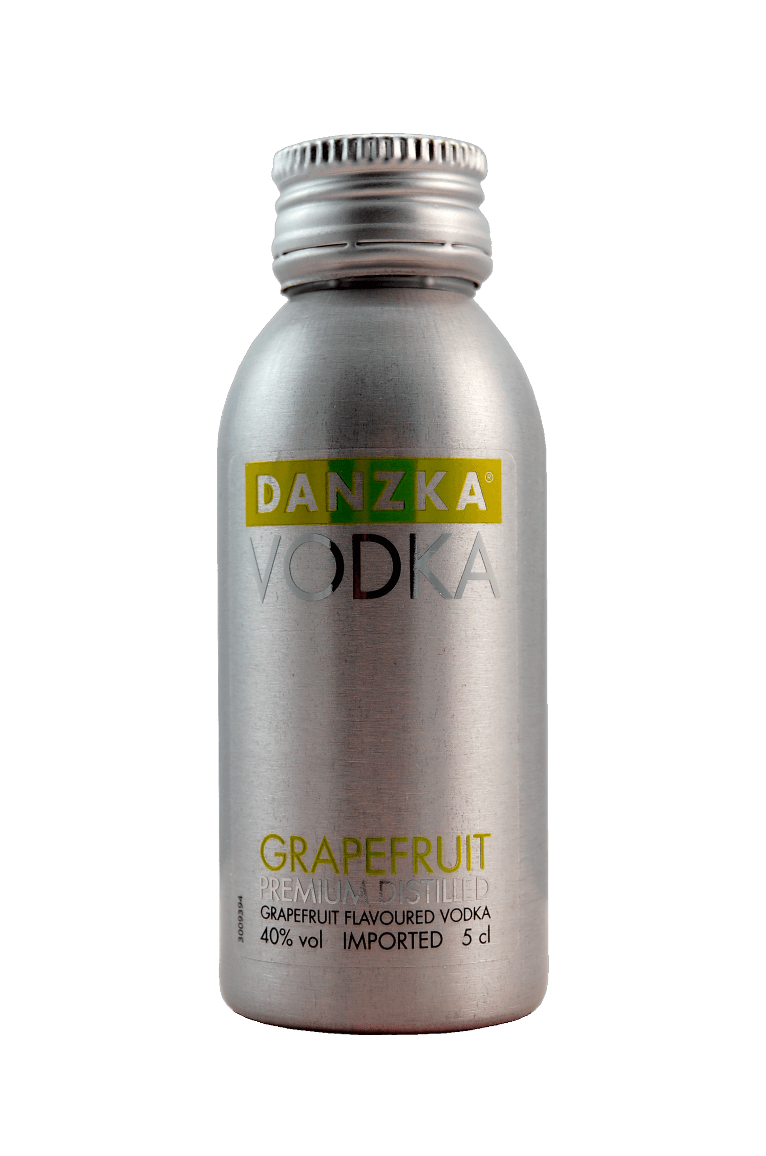 Danzka Vodka Grapefruit