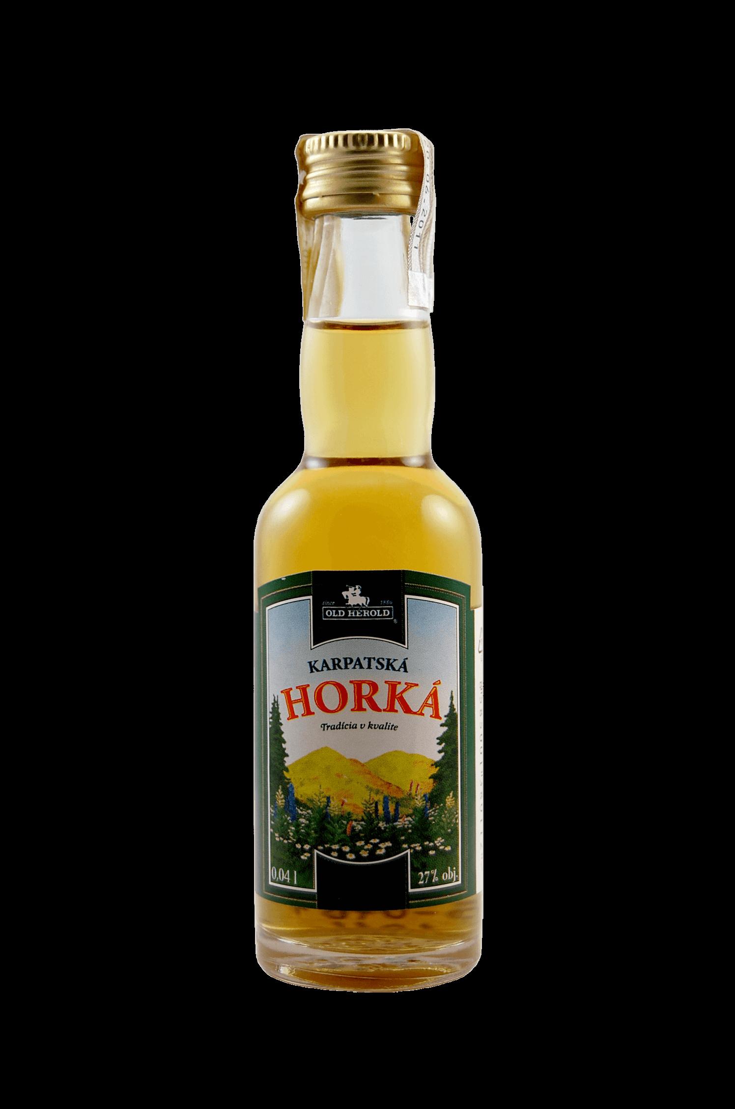 Karpatská Horká