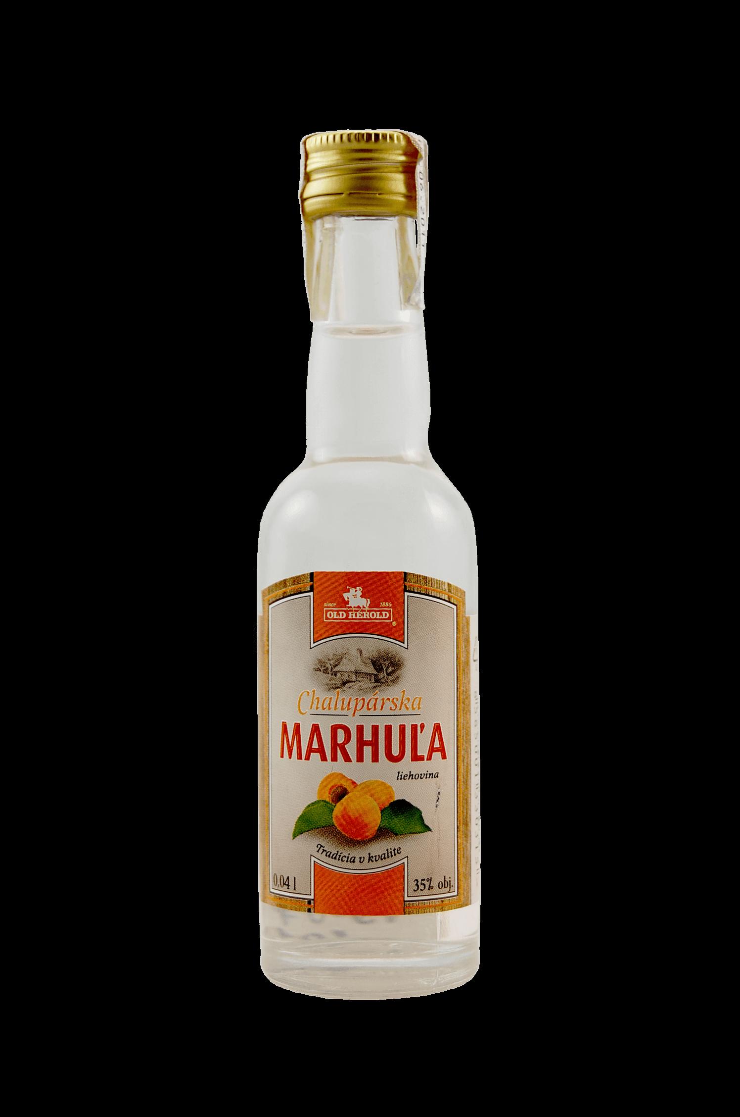 Chalupárska Marhuľa