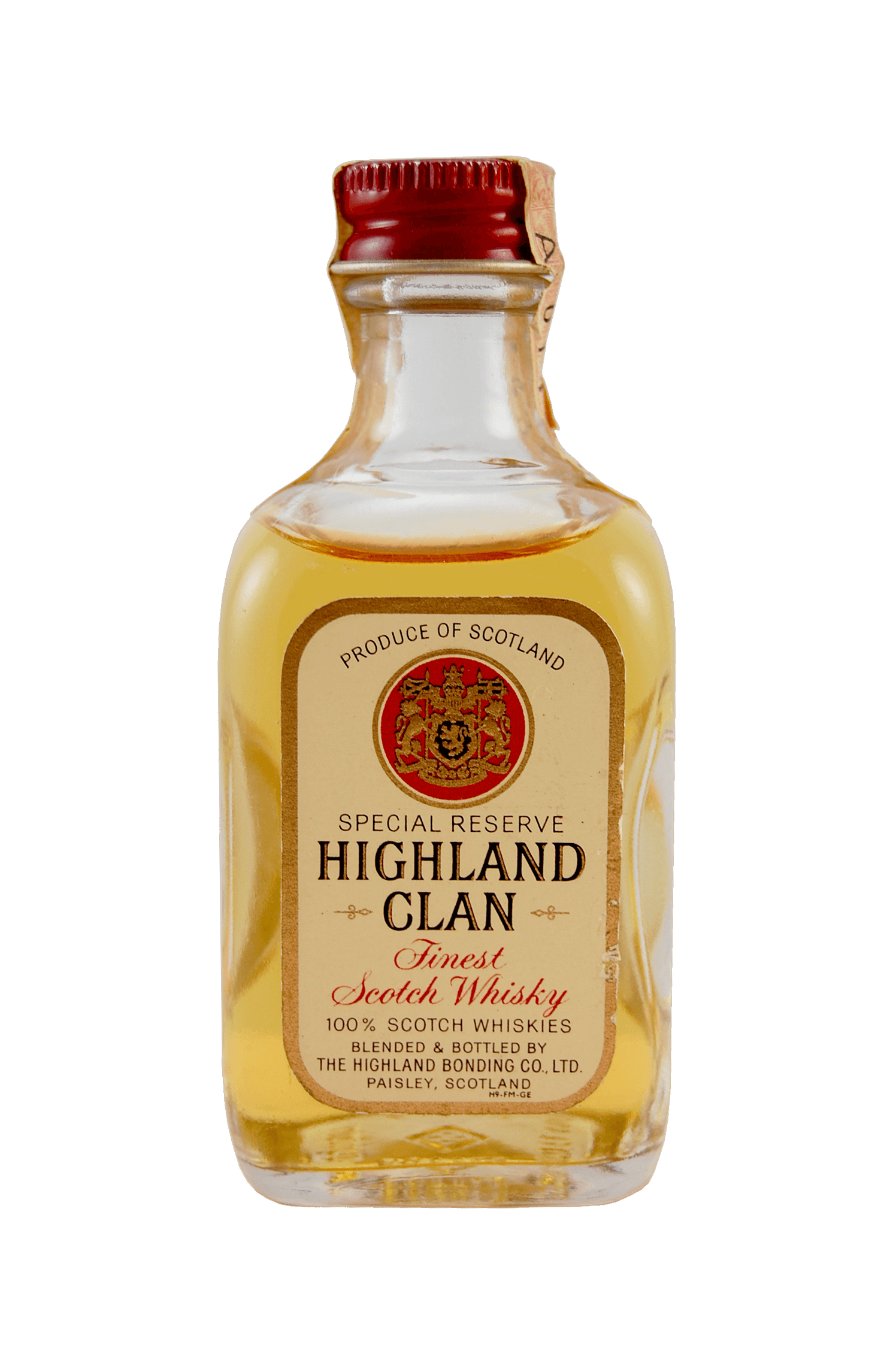 Highland Clan Whisky