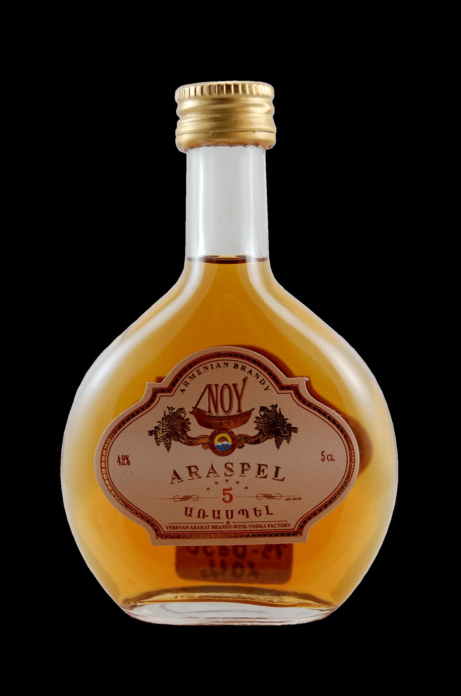 Araspel 5 Brandy