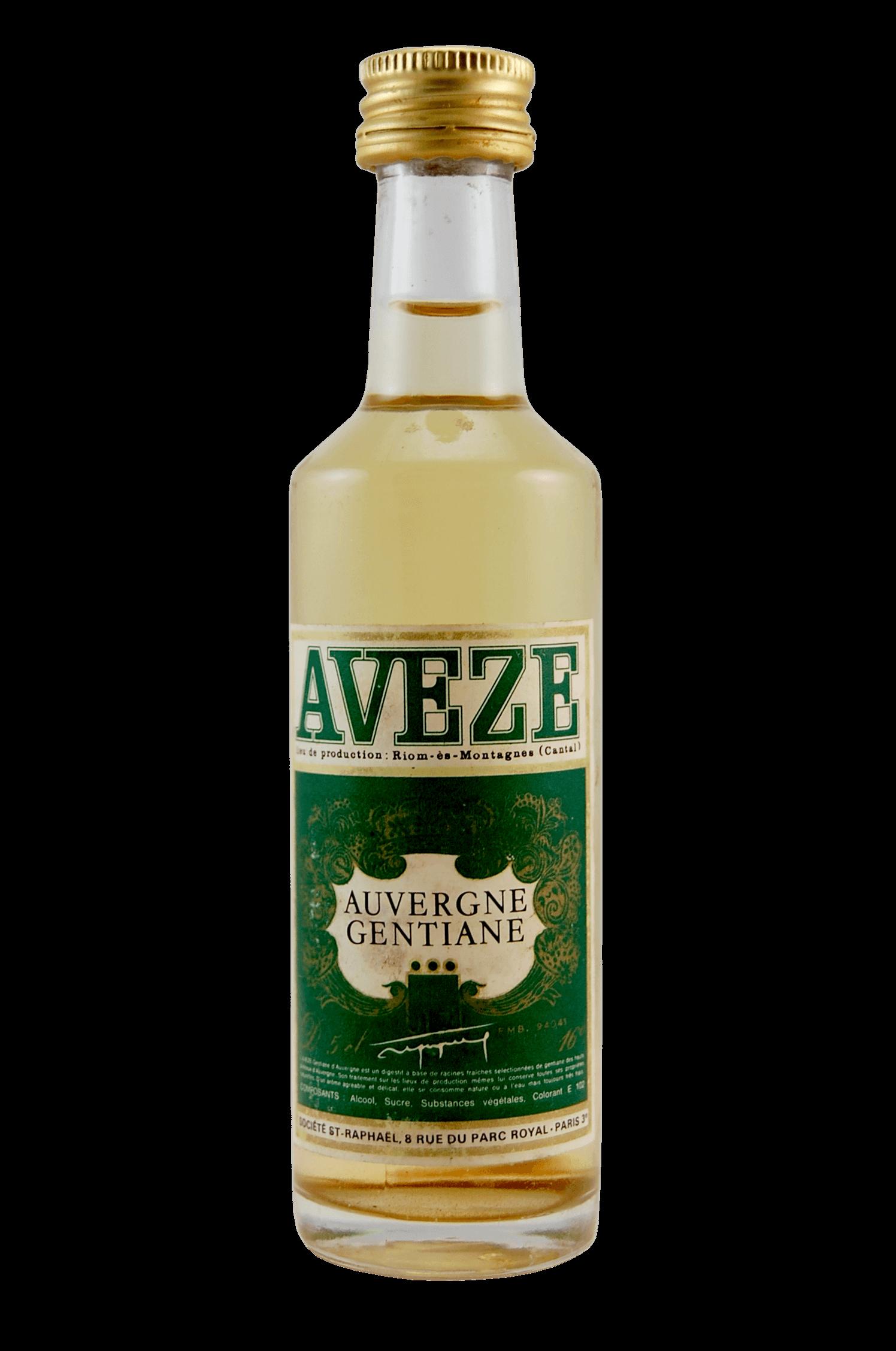 Aveze Auvergne Gentiane
