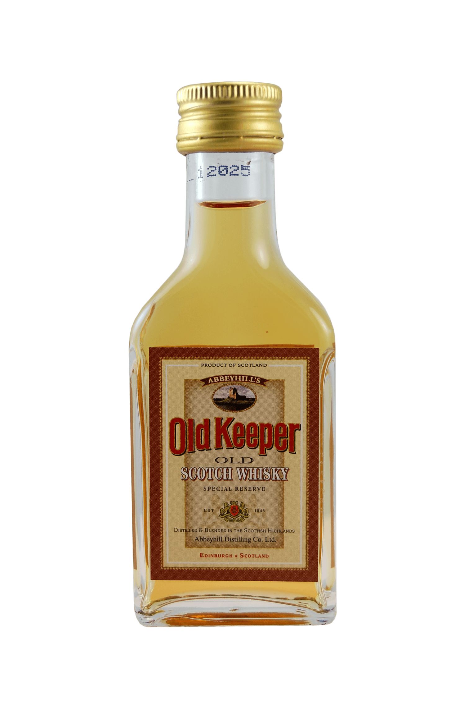 Old Keeper Scotch Whisky