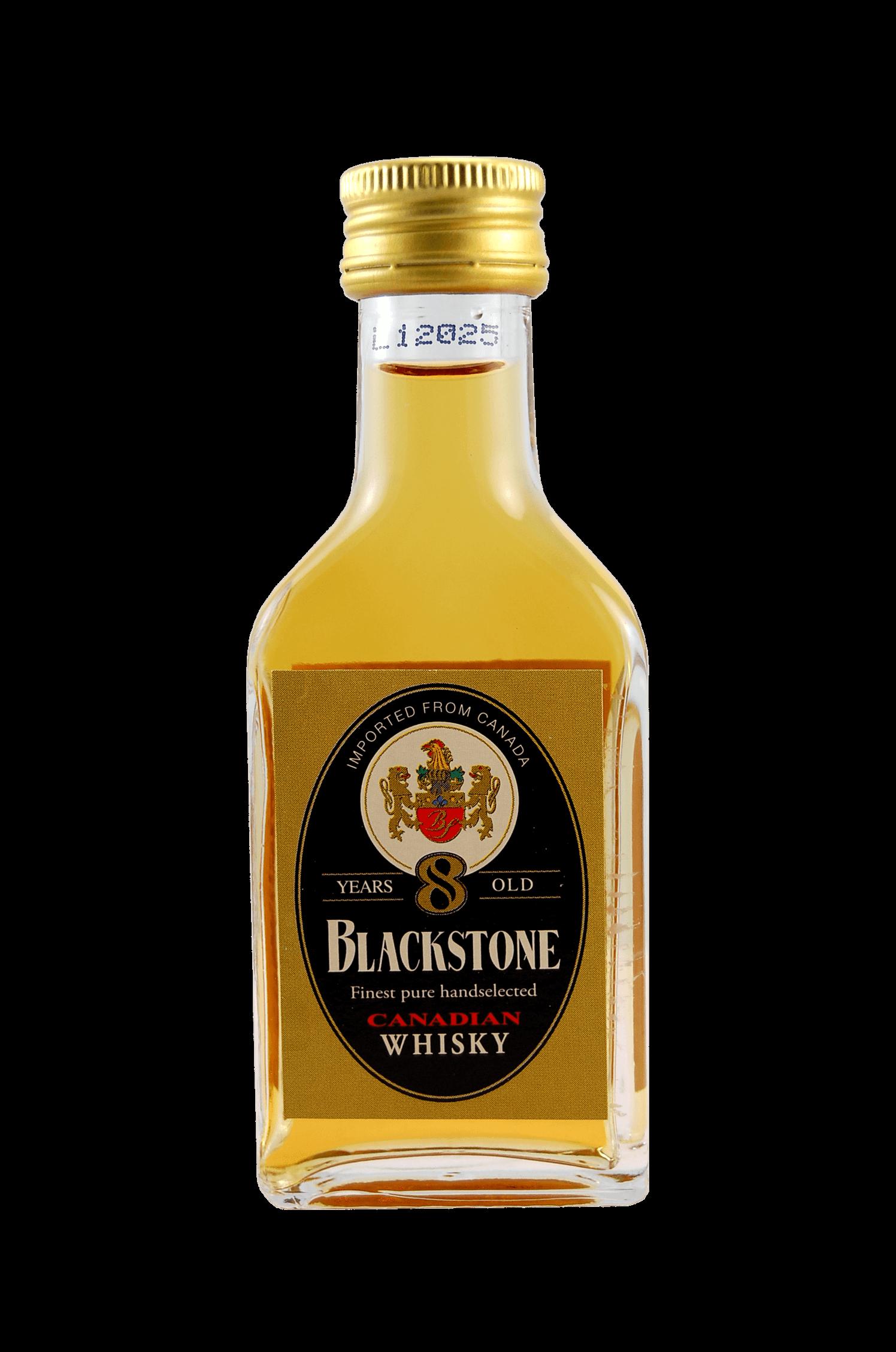 Blackstone Canadian Whisky