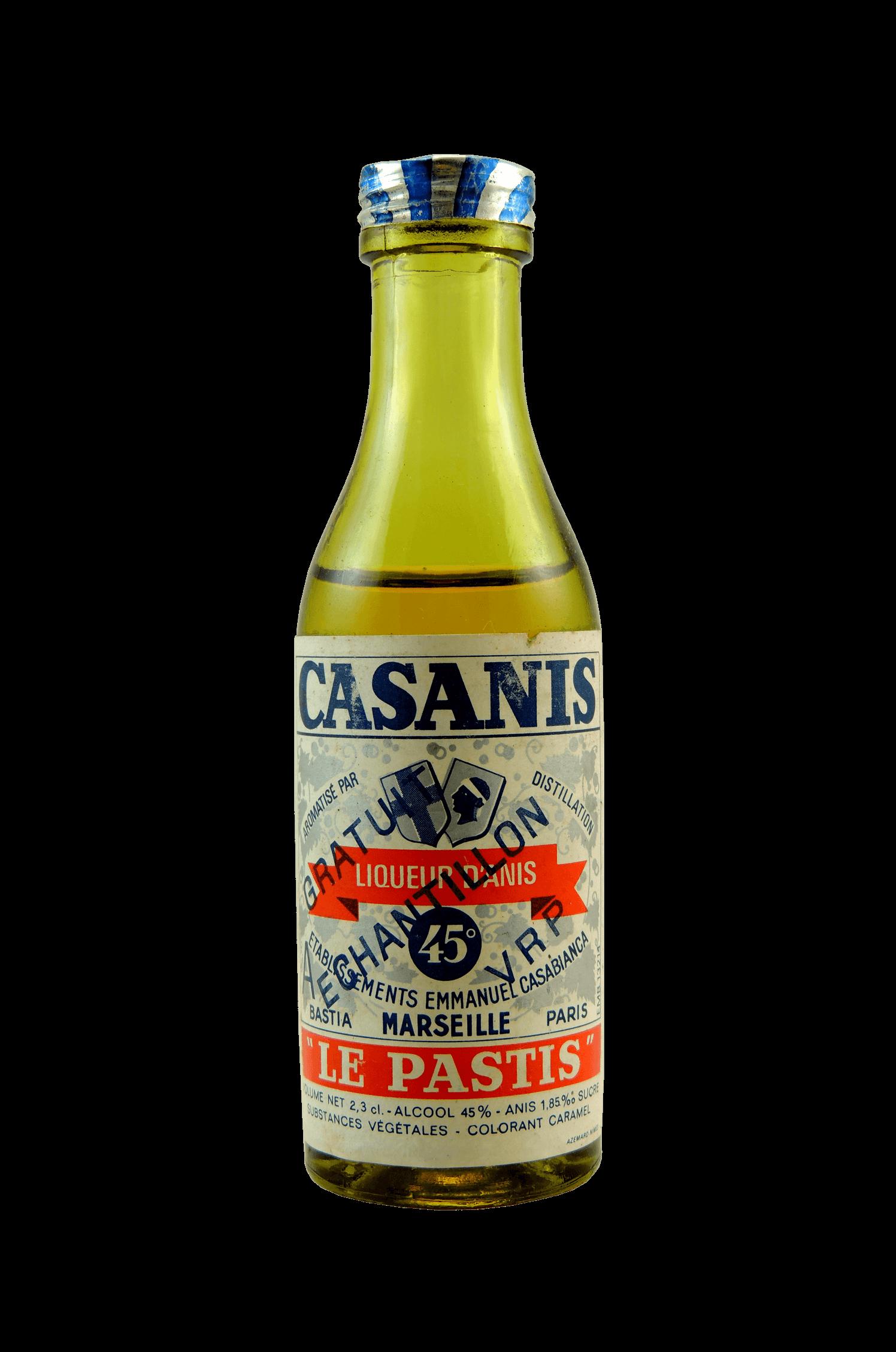 Casanis Liqueur