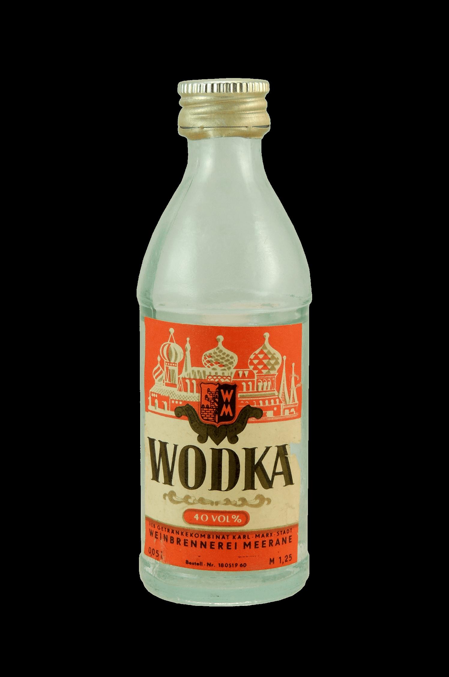 Weinbrennerei Meerane Wodka