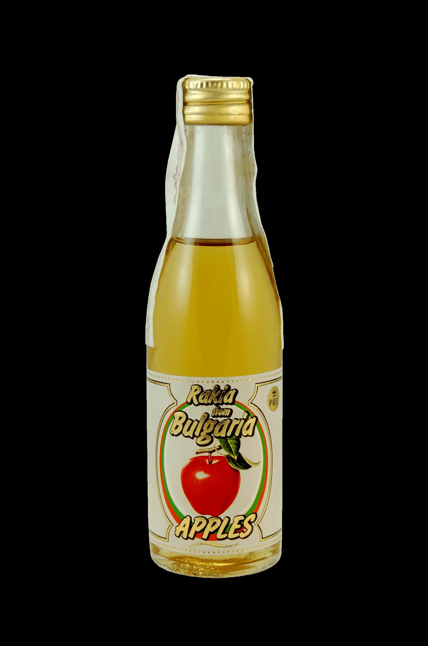 Rakia Apples