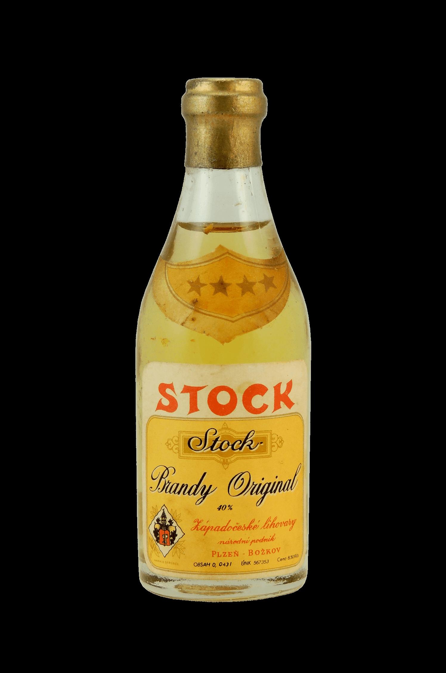Stock Brandy Originál