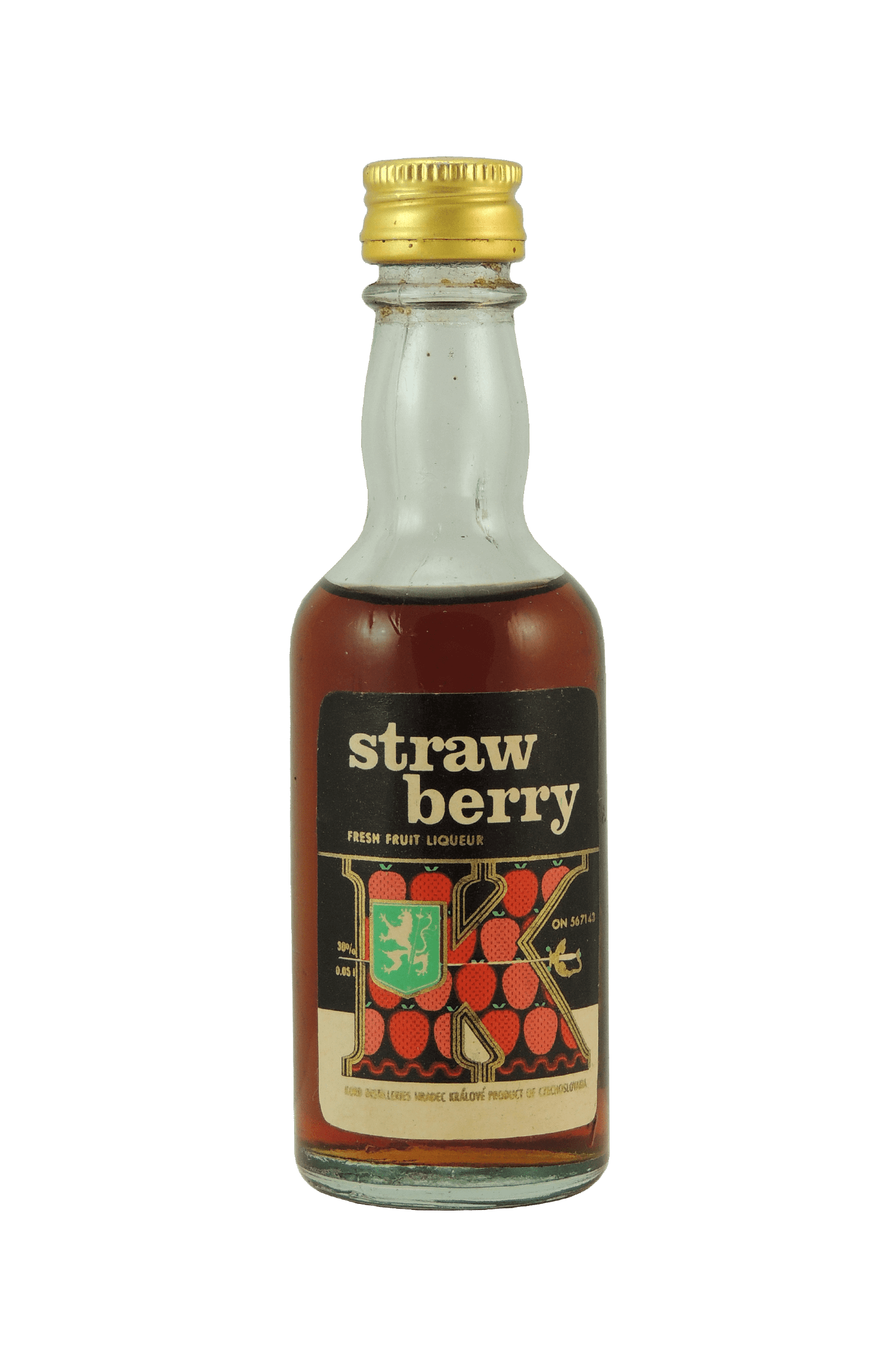 Kord Straw Berry