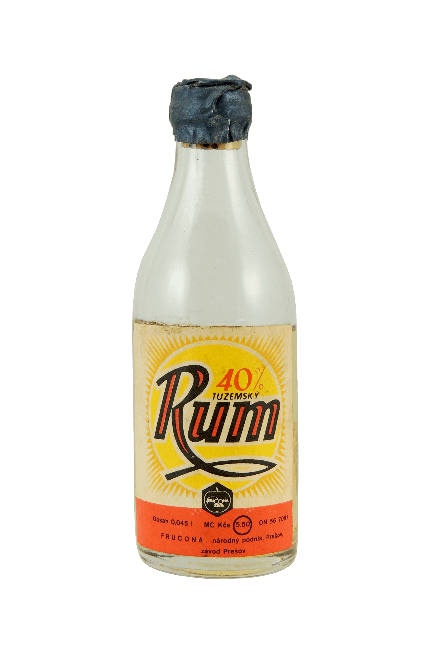 Tuzemský Rum