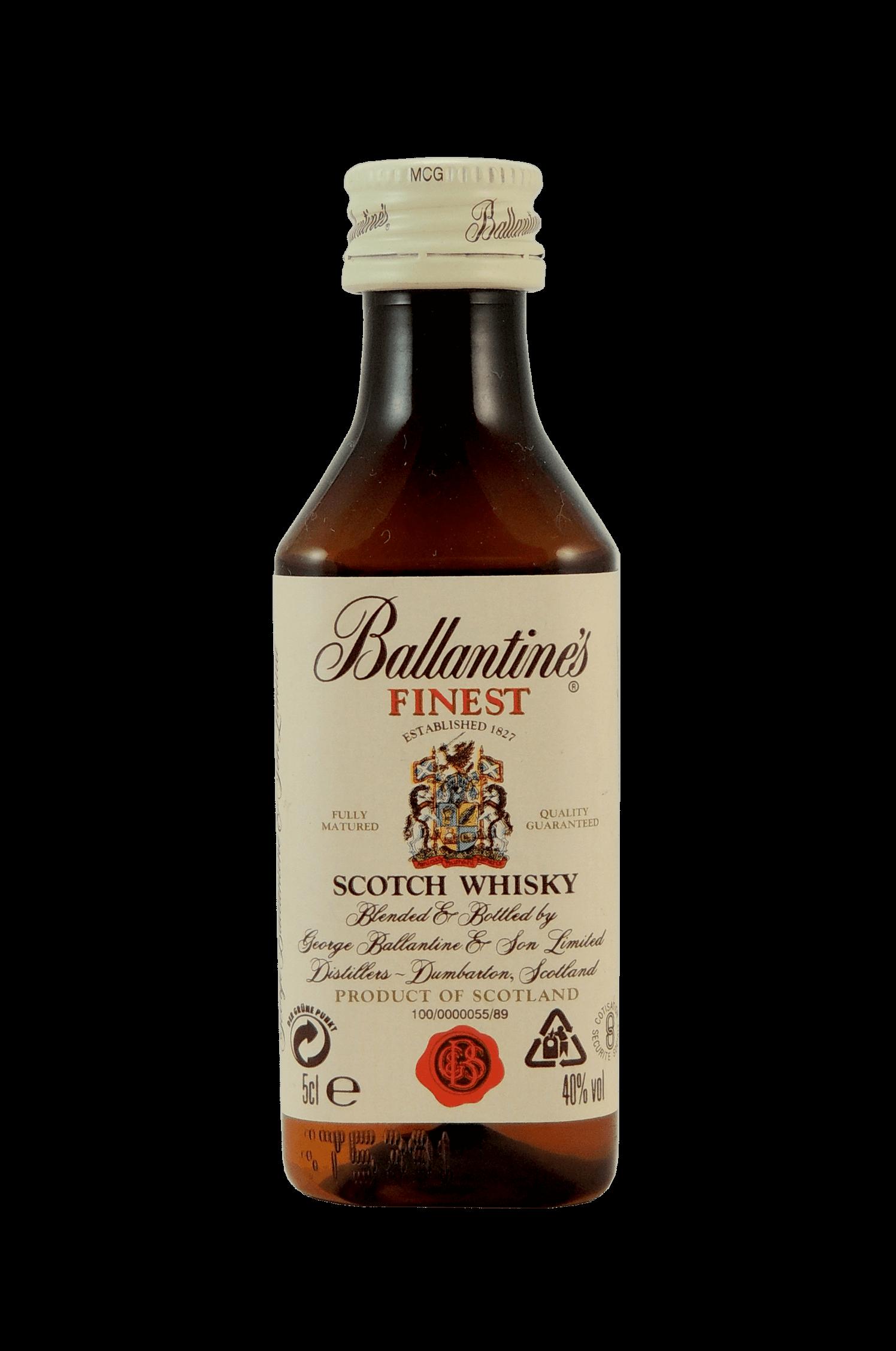 Ballantines Finest Scotch Whisky