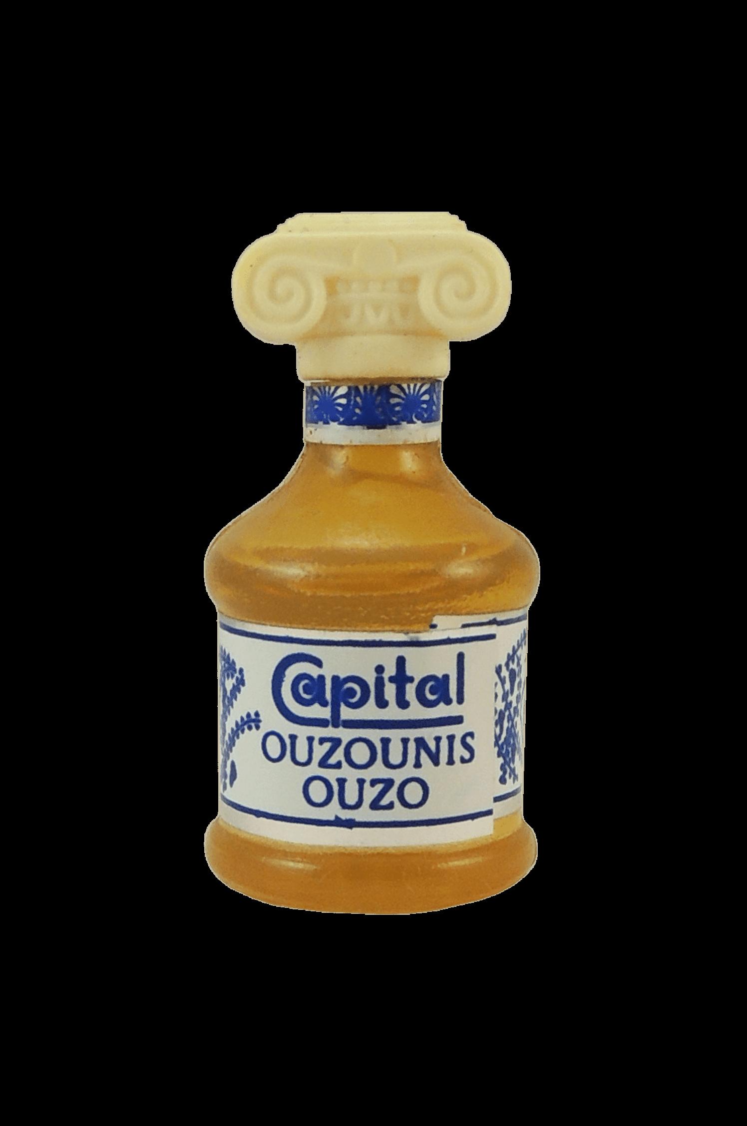 Capital Ouzounis Ouzo