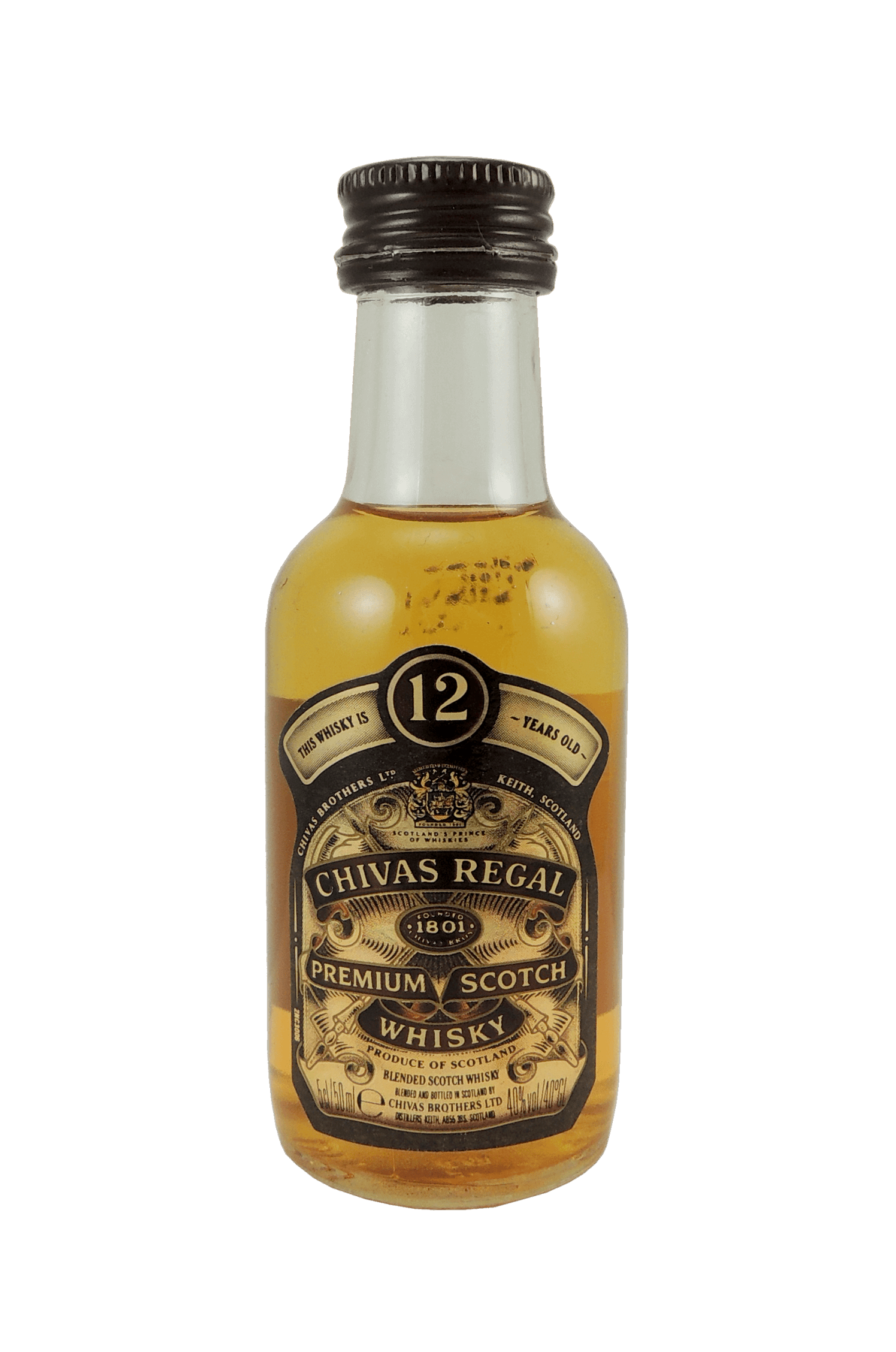Chivas Regal 12 Whisky