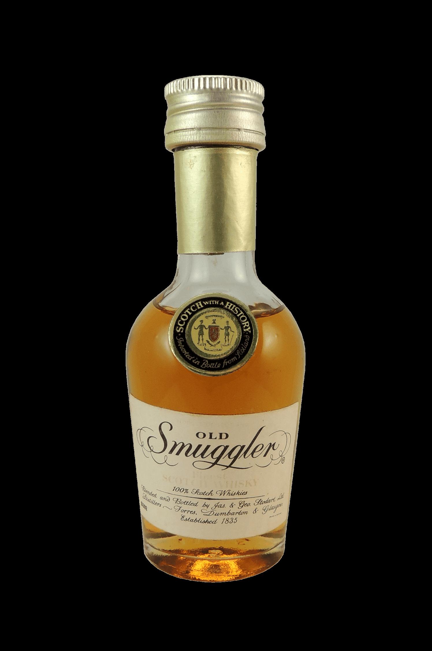 Old Smuggler Scotch Whisky