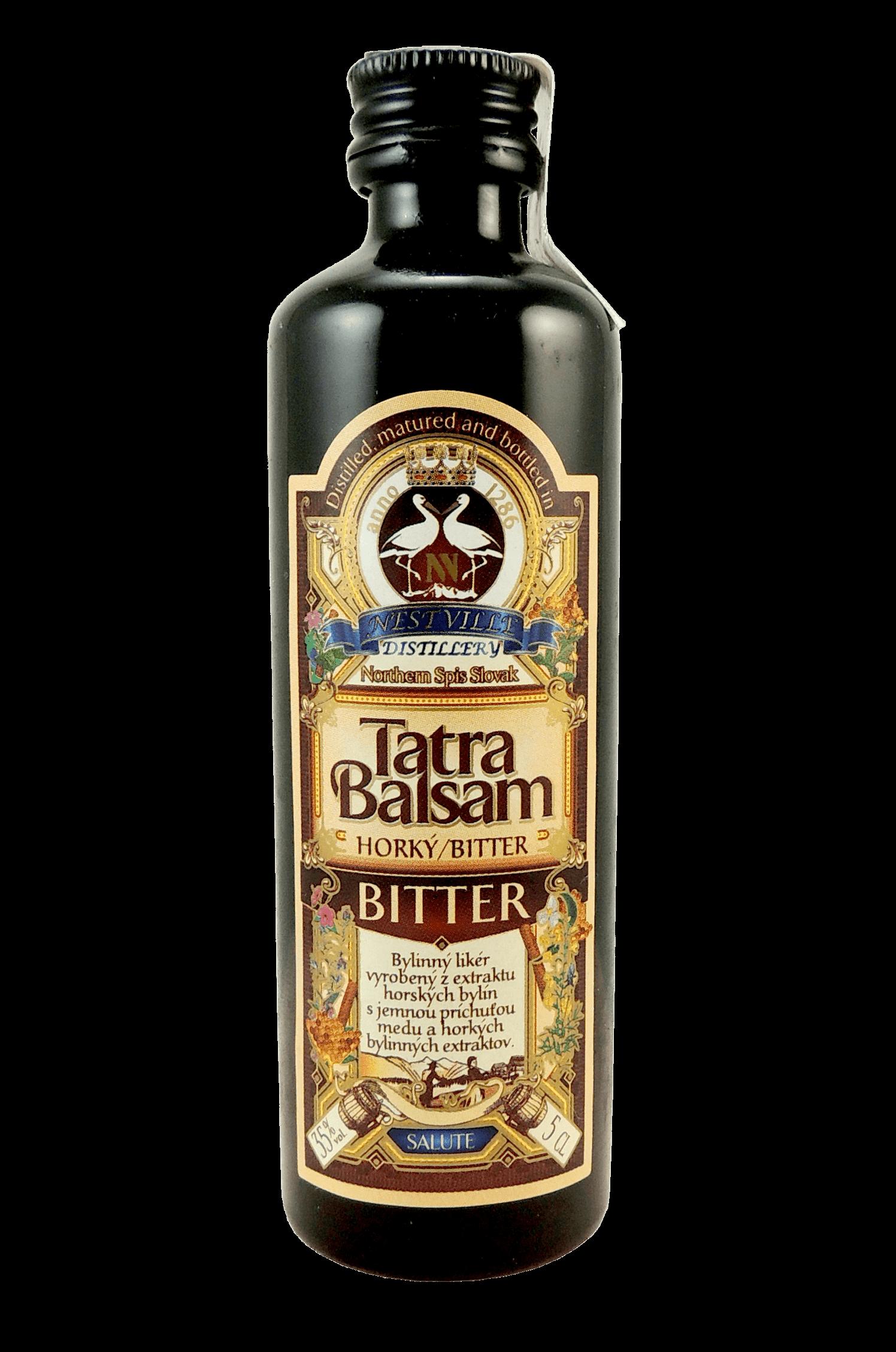 Tatra Balsam Horký Bitter