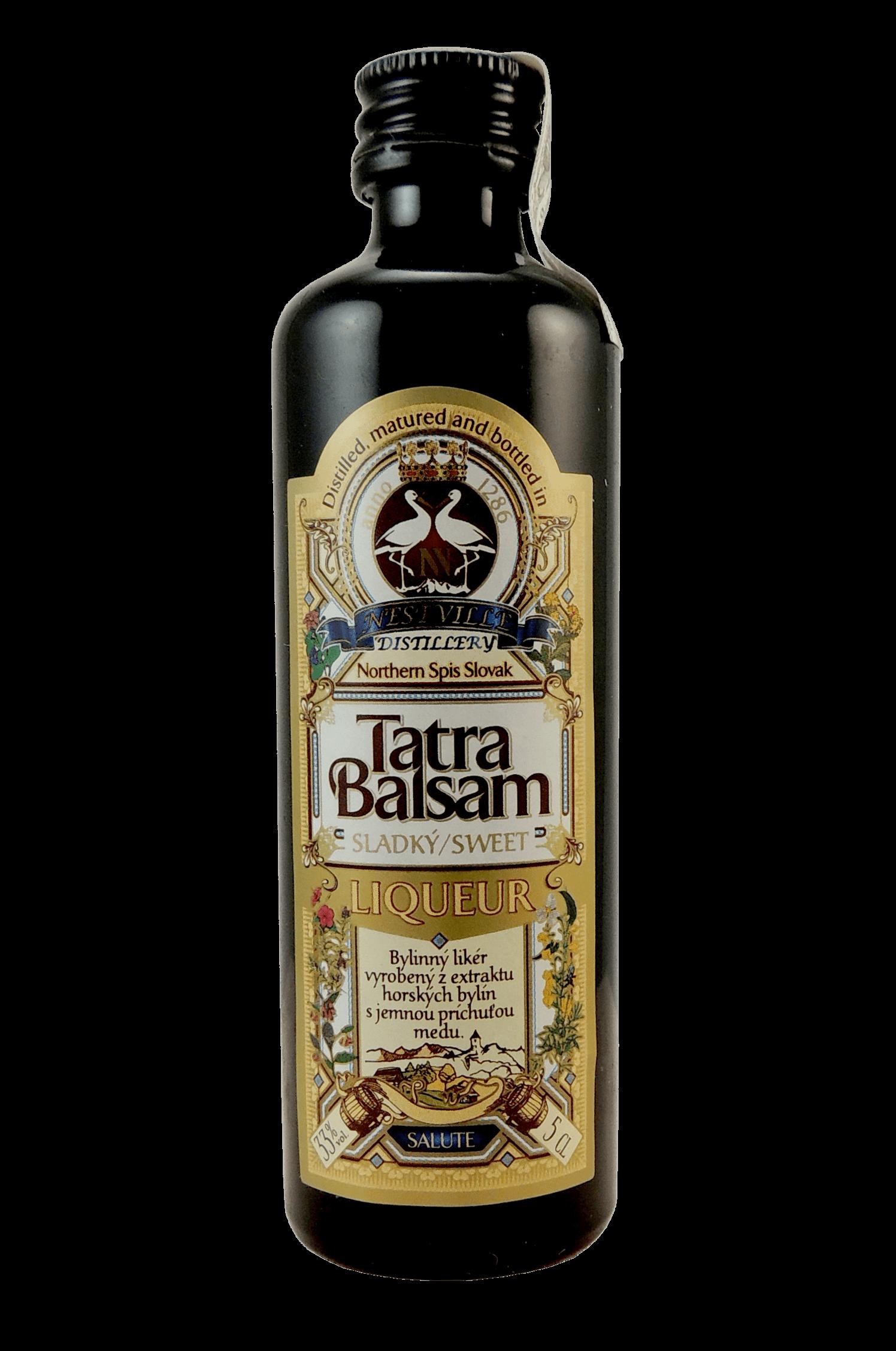 Tatra Balsam Sladký Liqueur