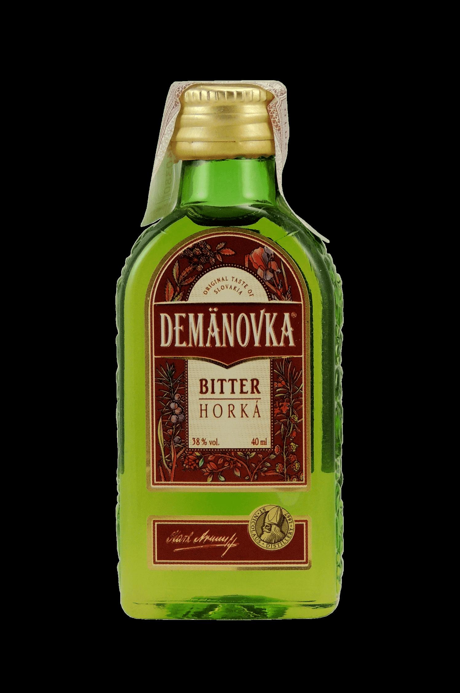 Demänovka Bitter Horká
