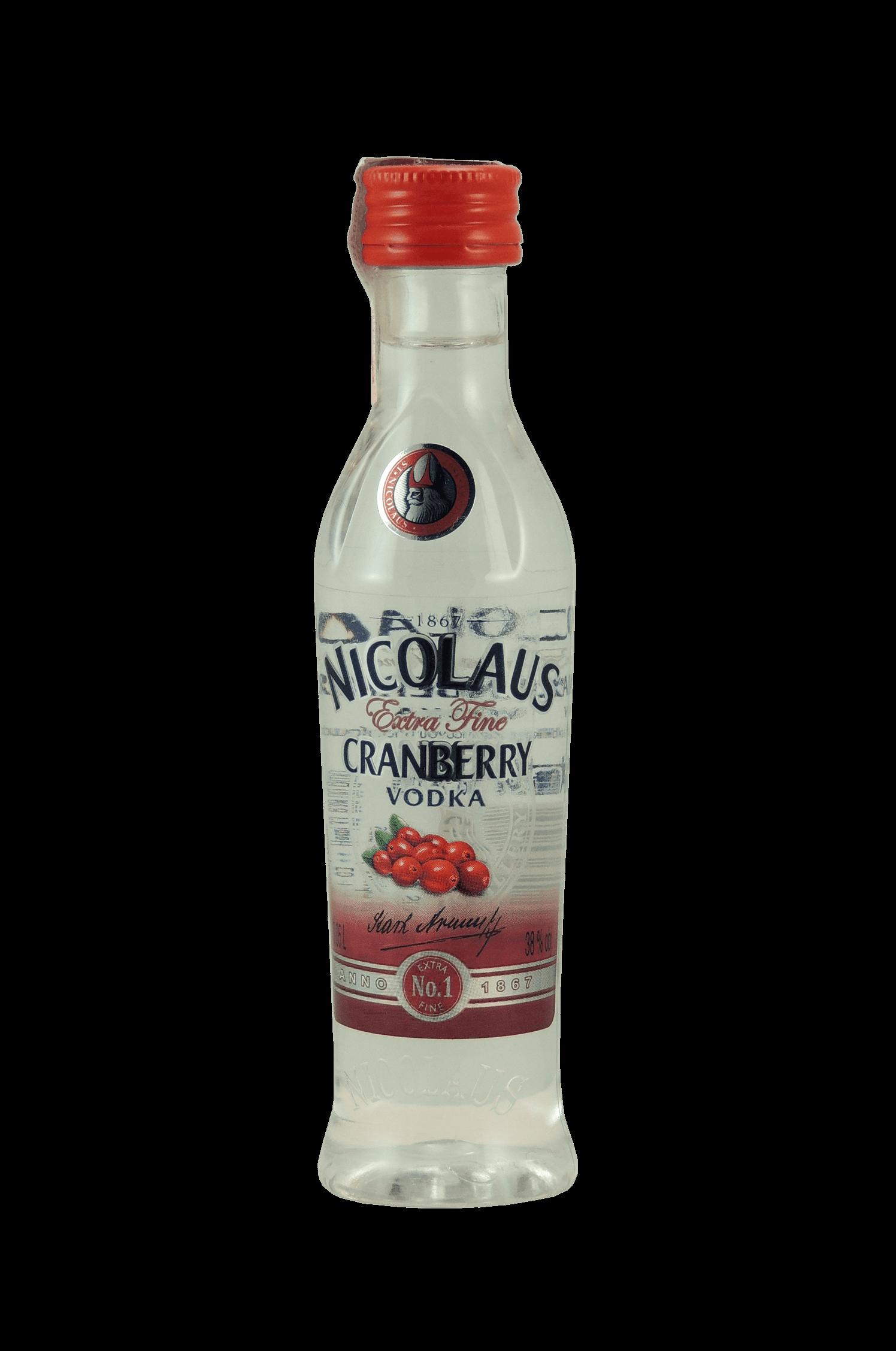 Nicolaus Cranberry Vodka
