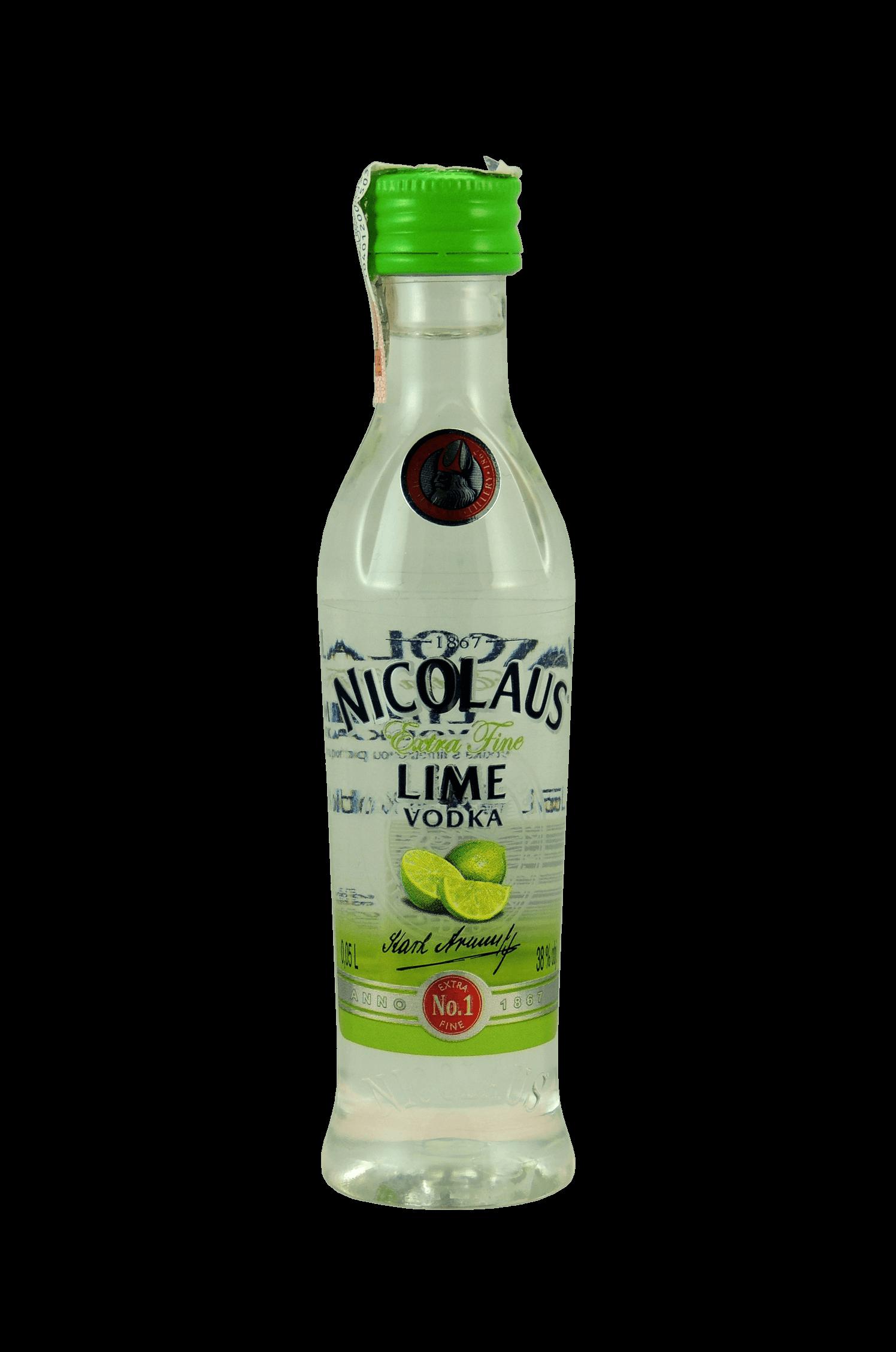 Nicolaus Lime Vodka
