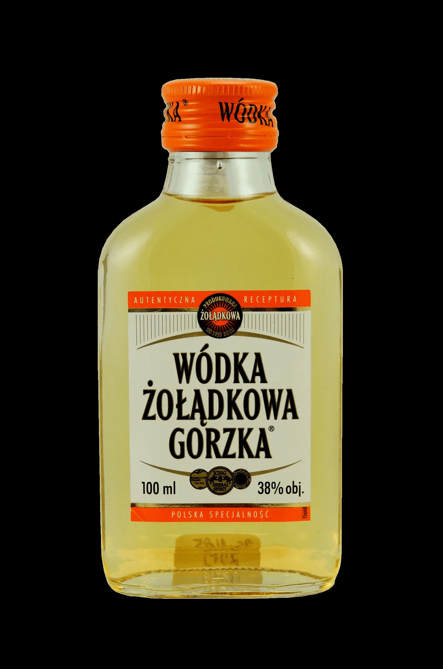 Wodka Žoladkowa Gorzka