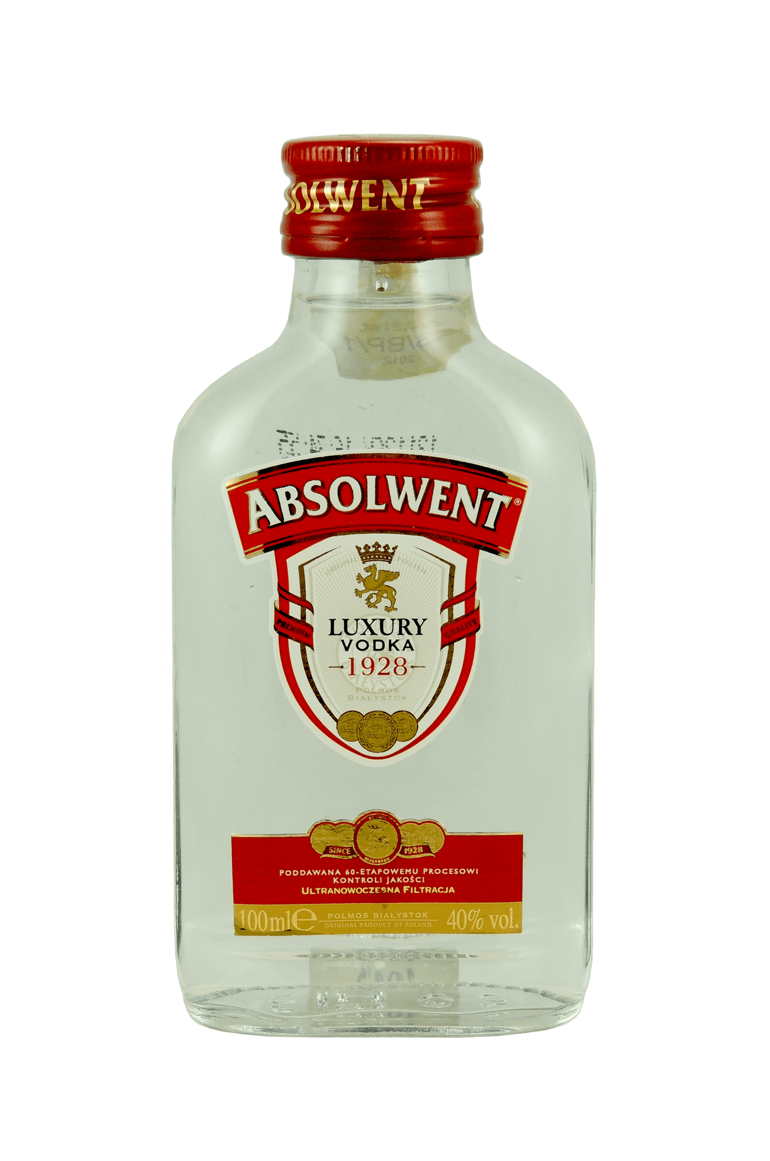 Absolwent Luxury Vodka