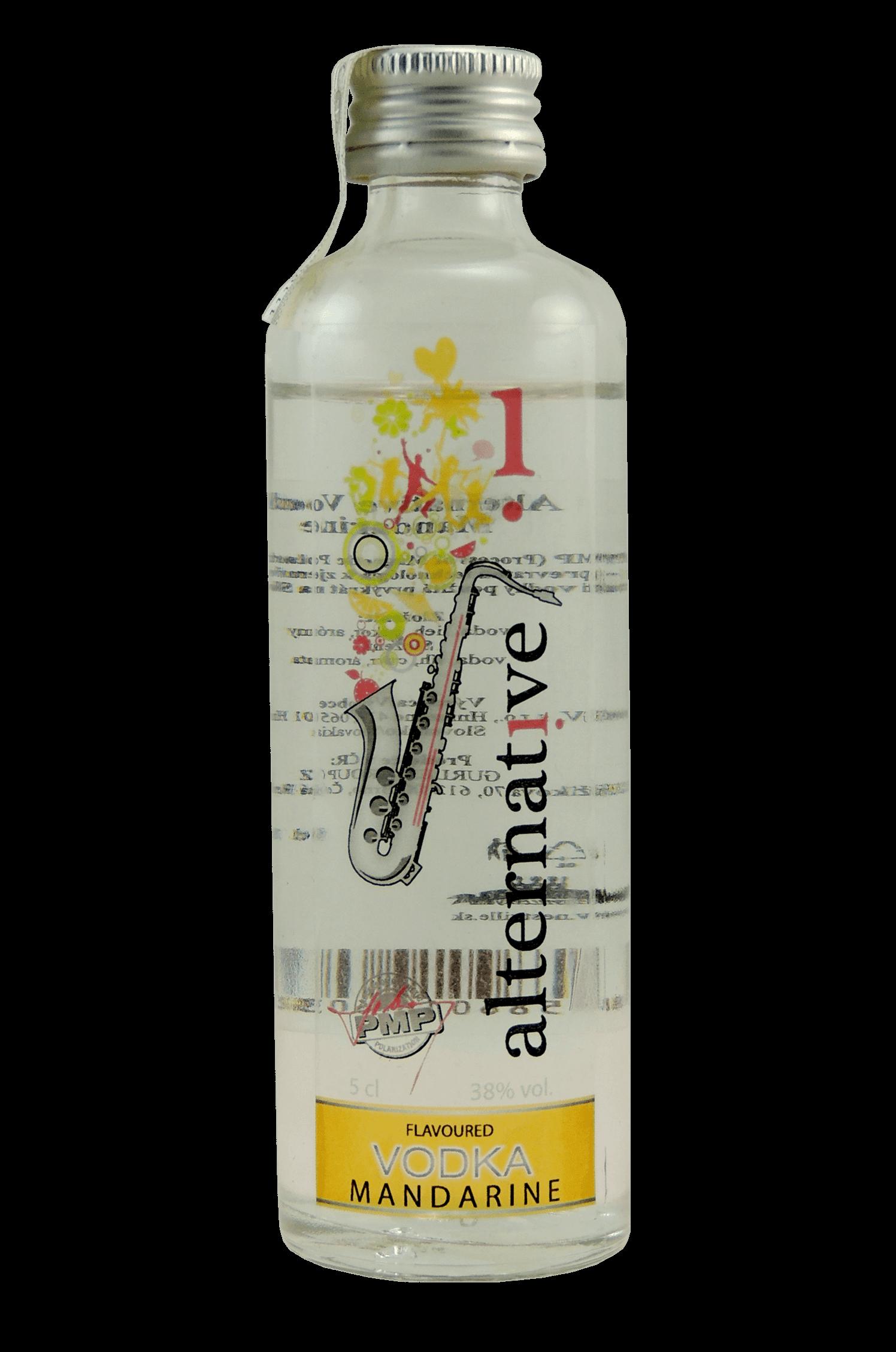 Vodka Mandarine Alternative