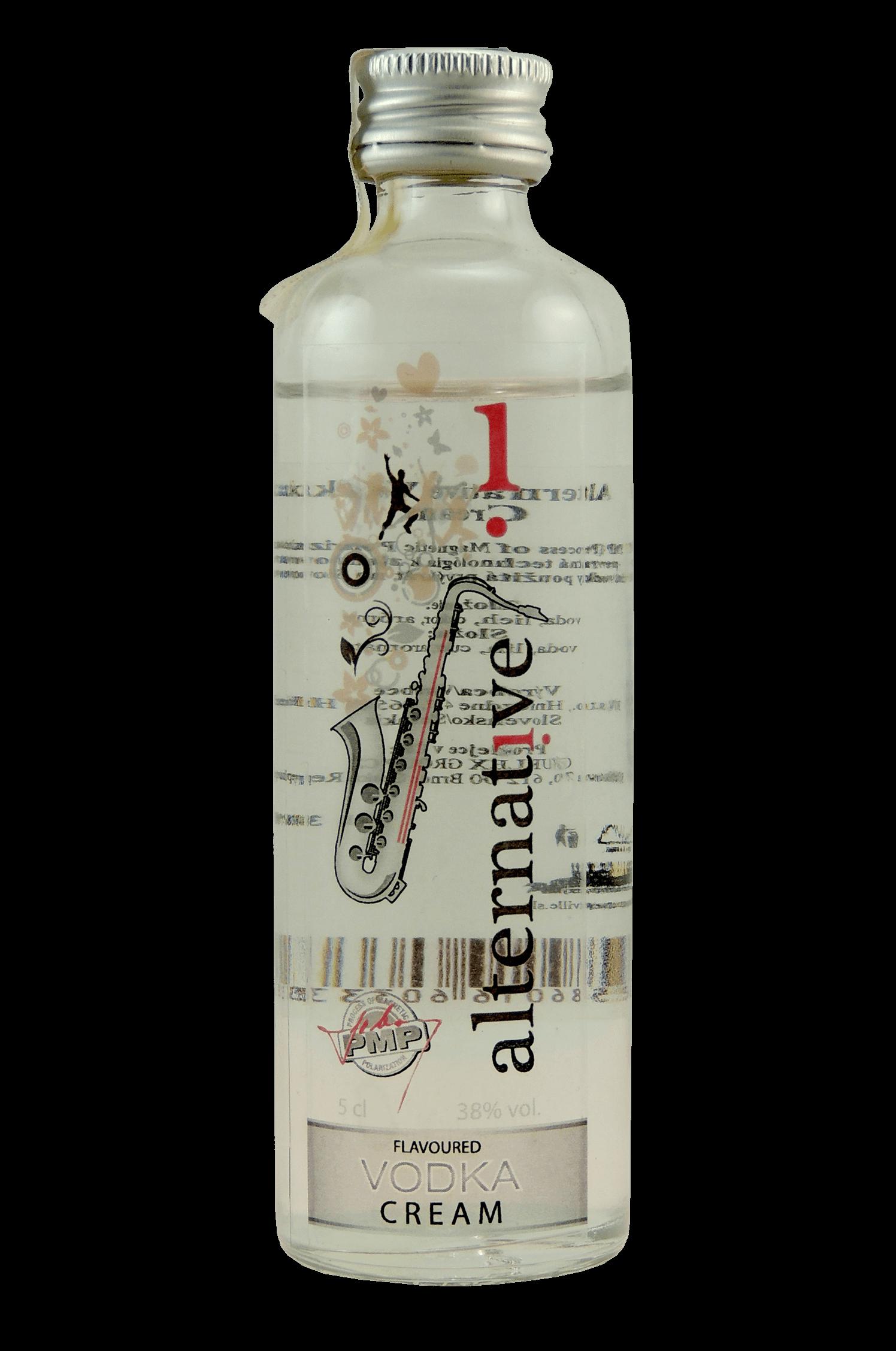 Vodka Cream Alternative