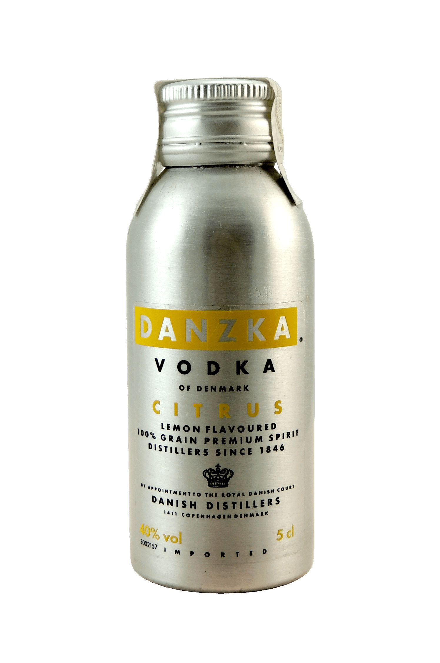 Danzka Vodka Citrus