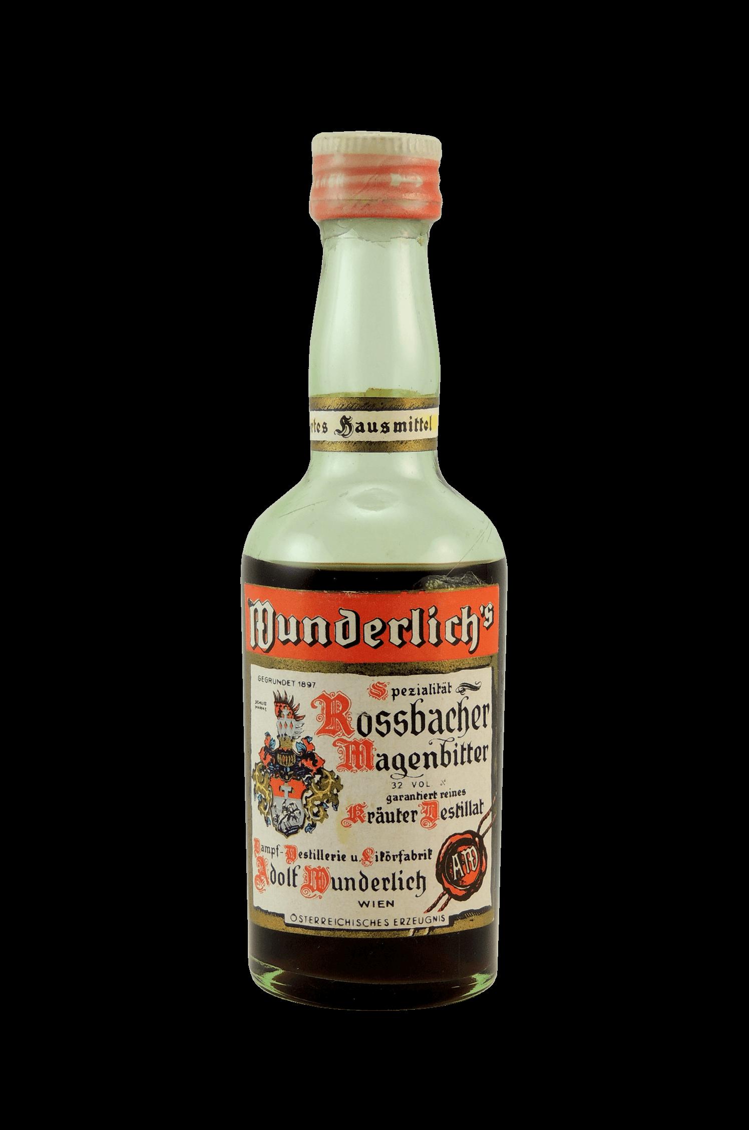 Rossbacher Magenbitter