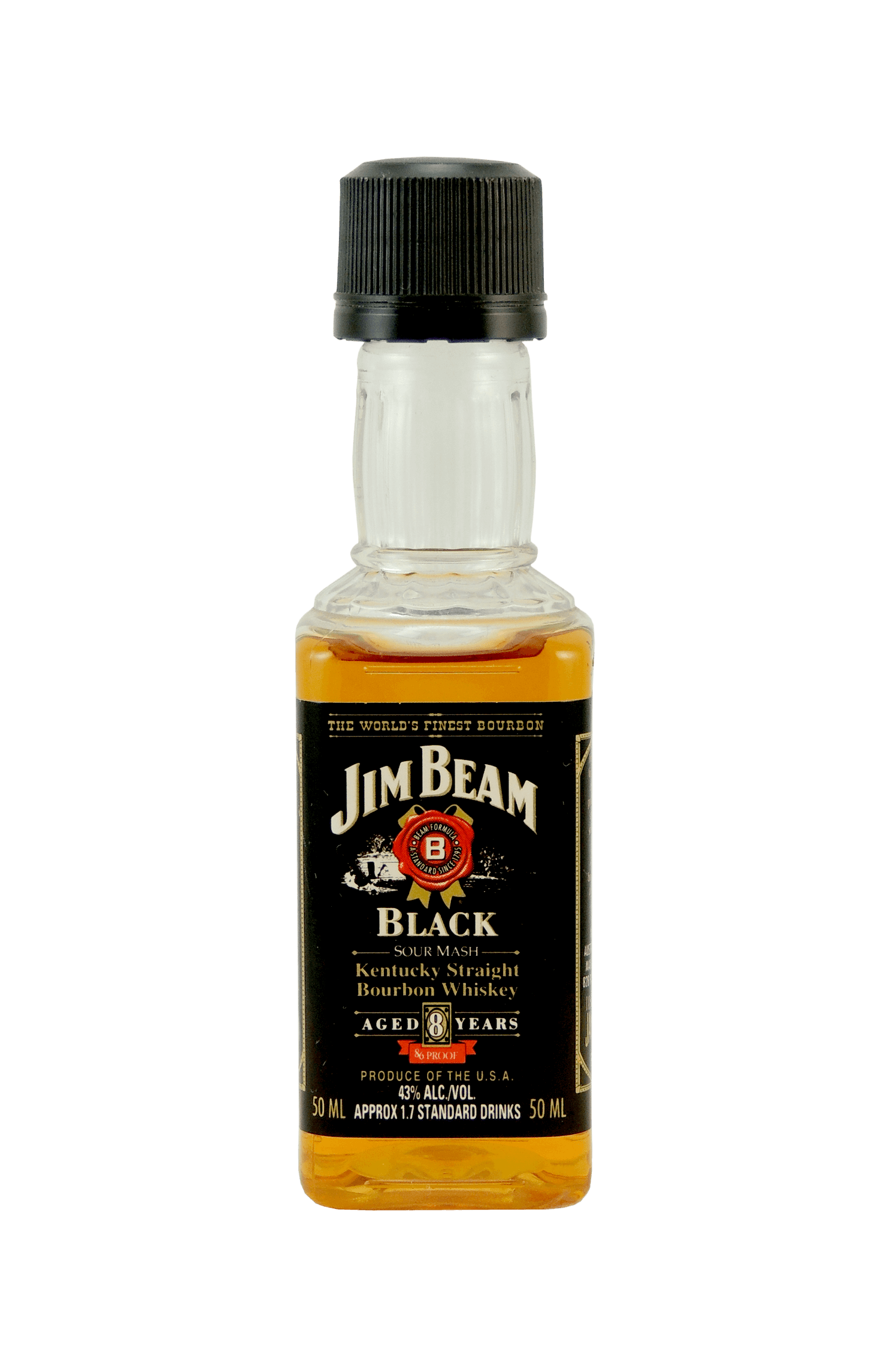 Jim Beam Black 8 Years
