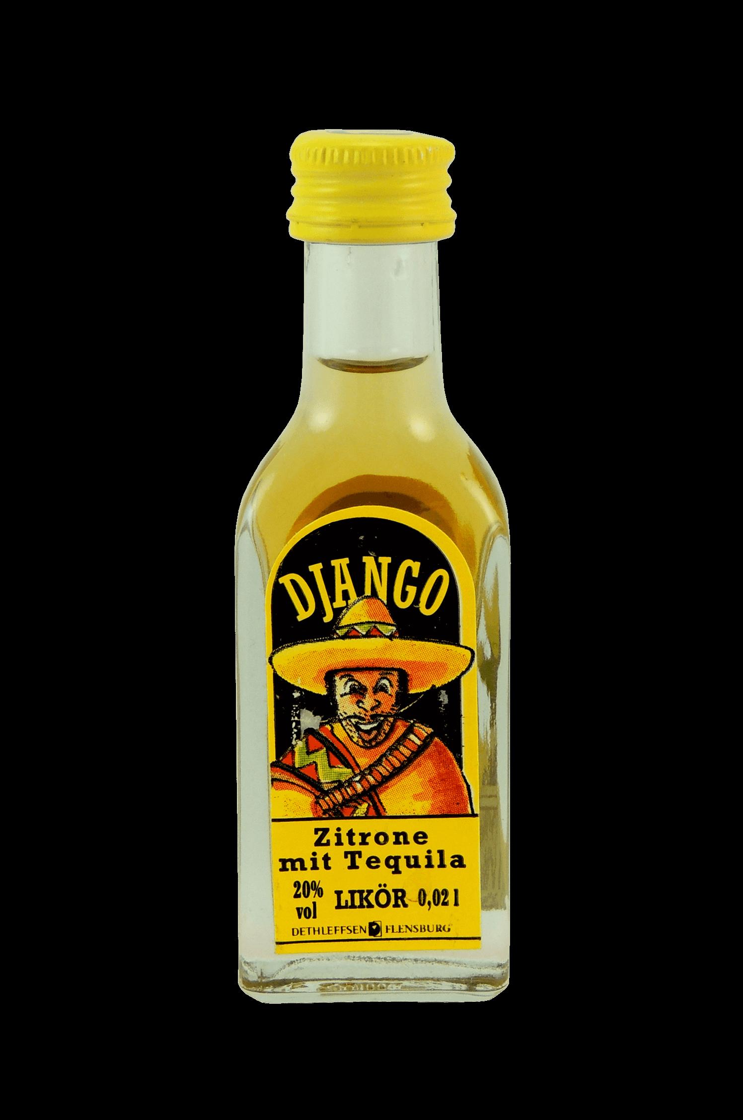 Diango Zitrone Tequila Likör