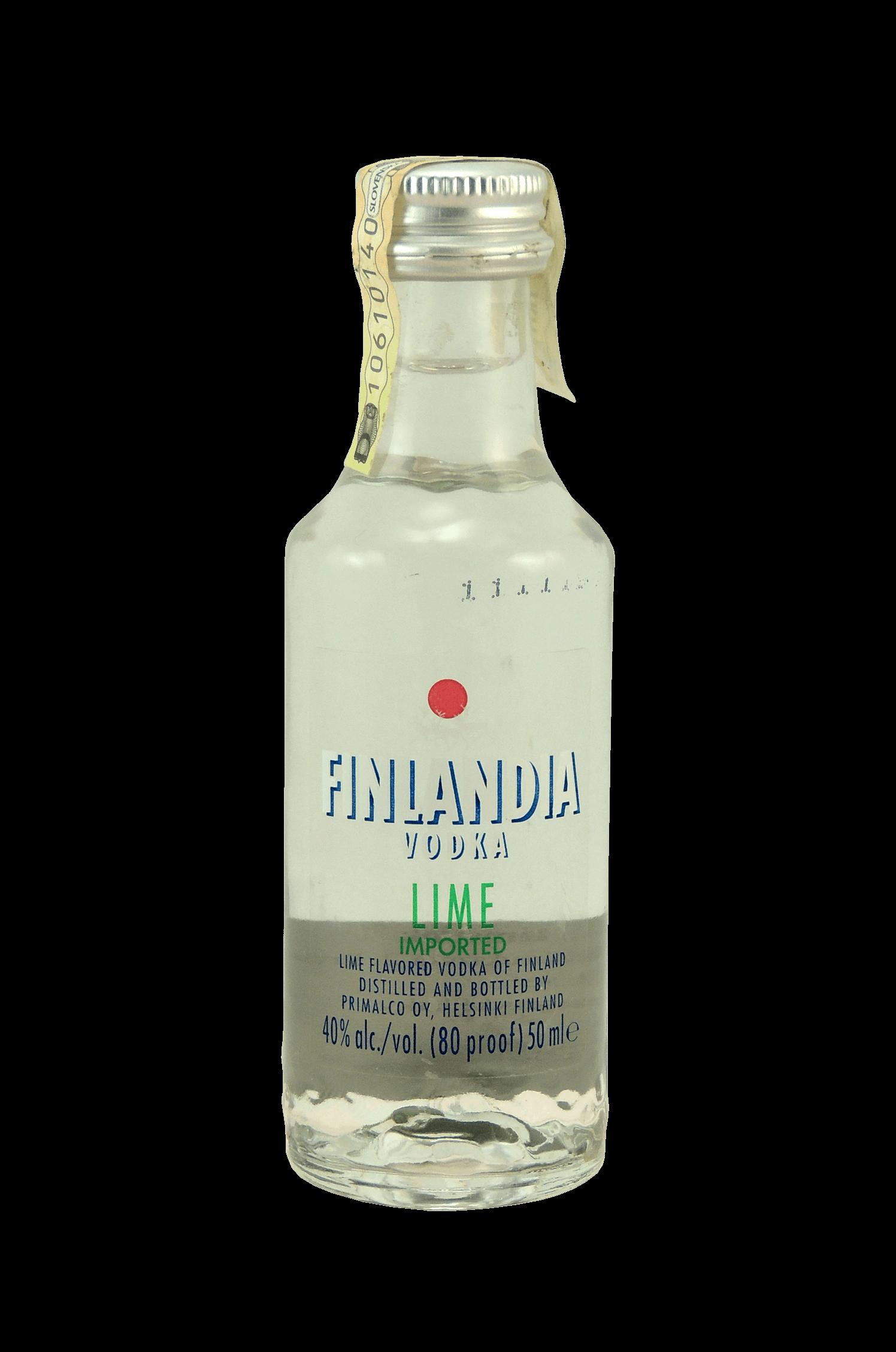 Finlandia Vodka Lime