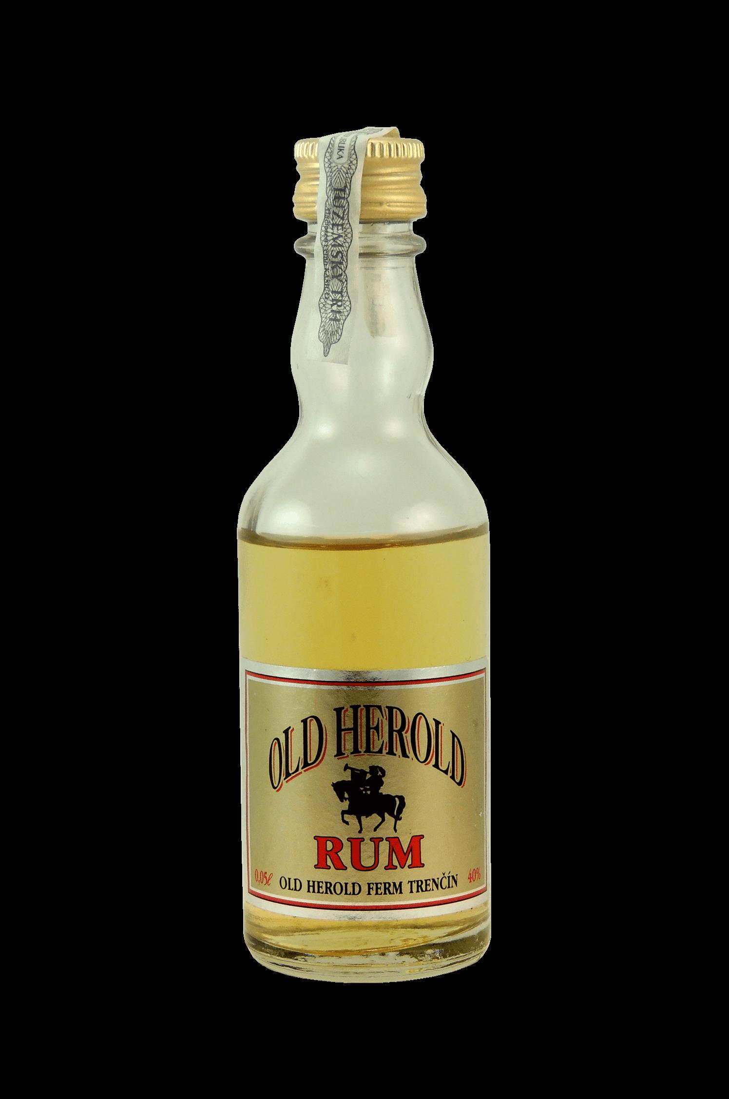 Old Herold Rum