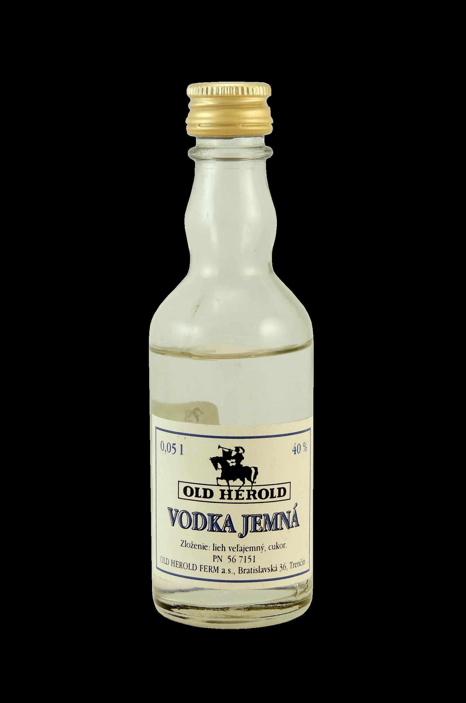 Old Herold Vodka Jemná