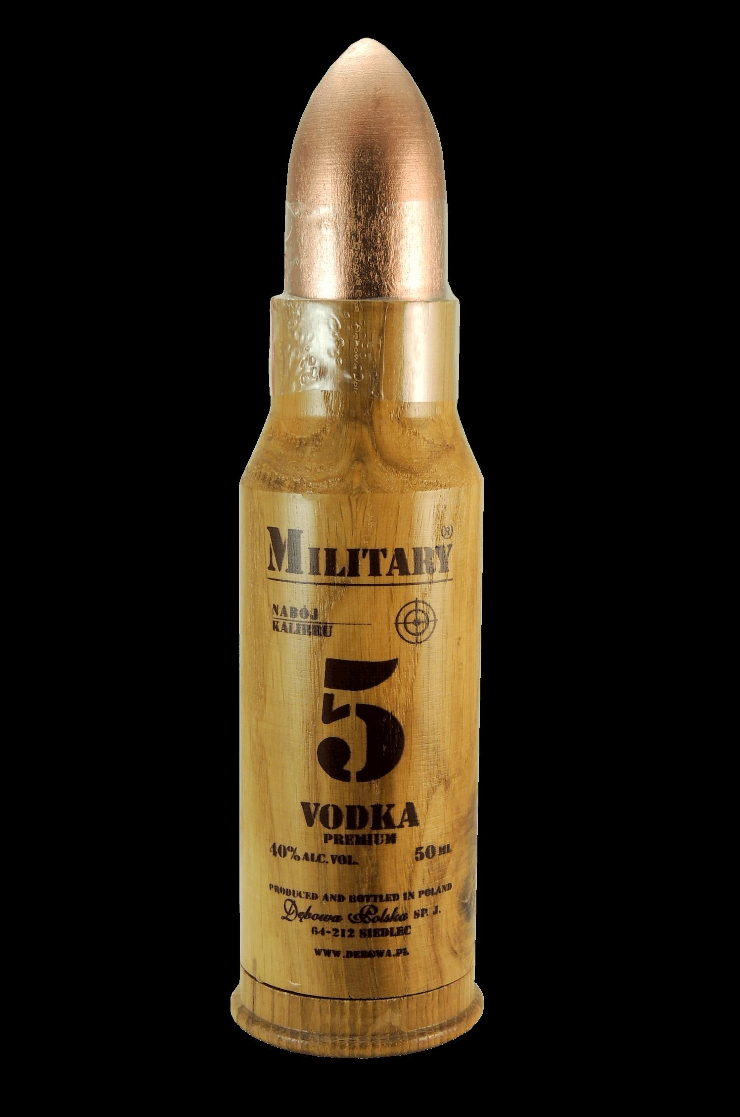Military 5 Vodka Premium