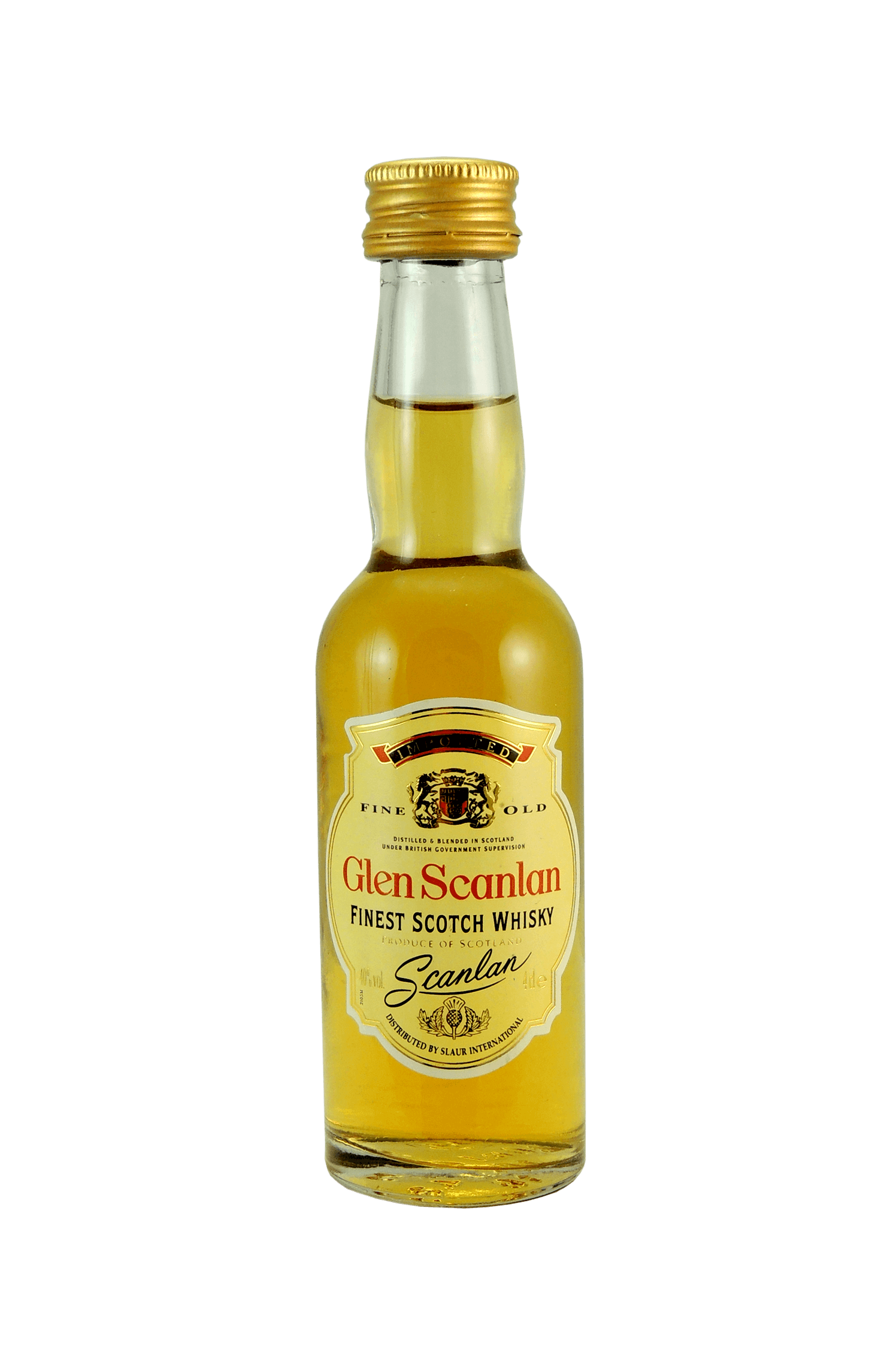 Glen Scanlan Scotch Whisky