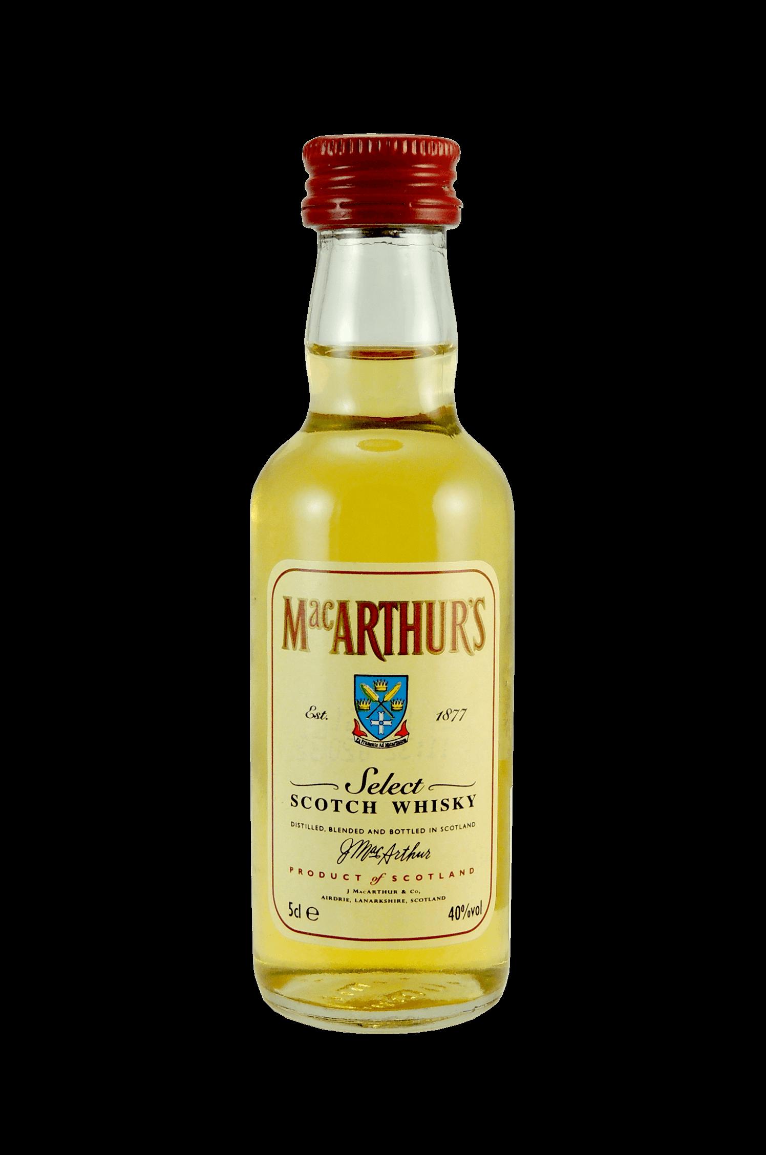 Macarthurs Whisky