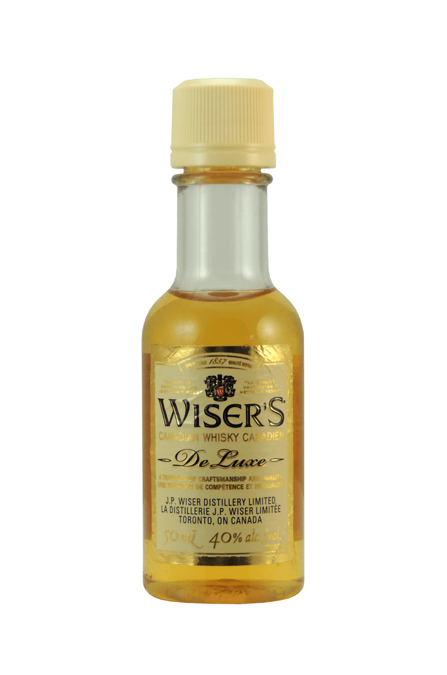 Wiser's Canadian Whisky