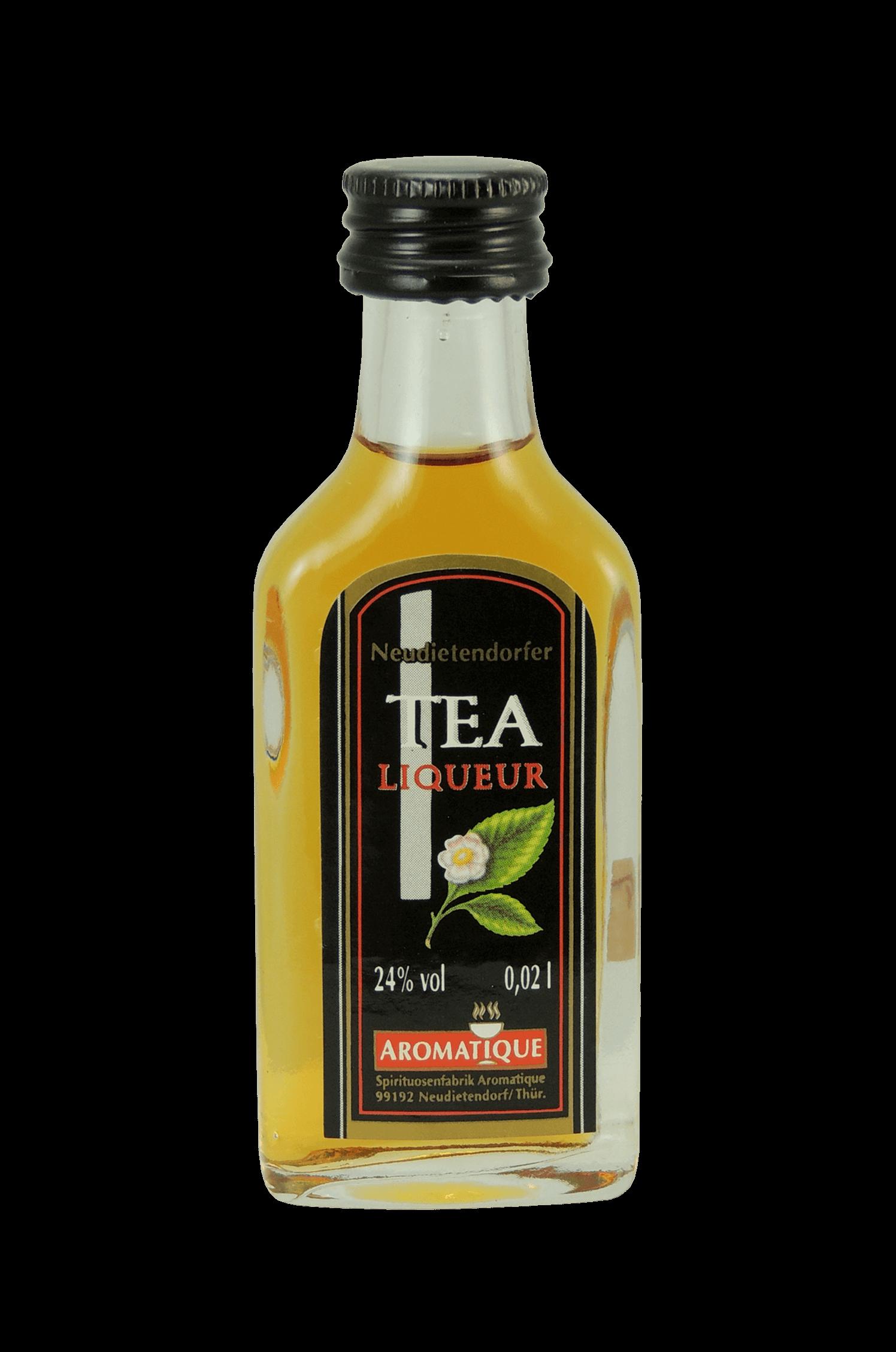 Tea Liqueur
