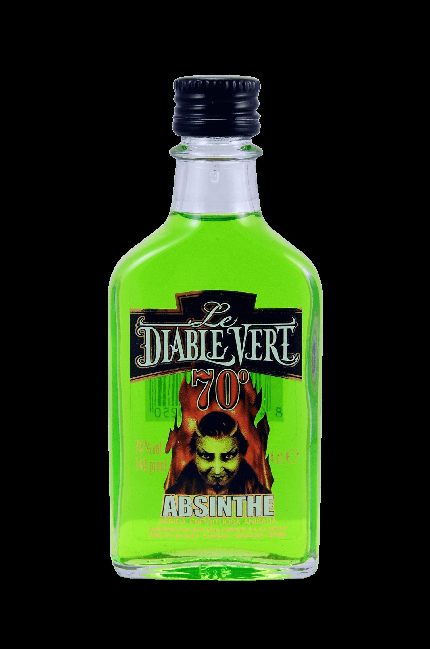 Diable Vert Absinthe
