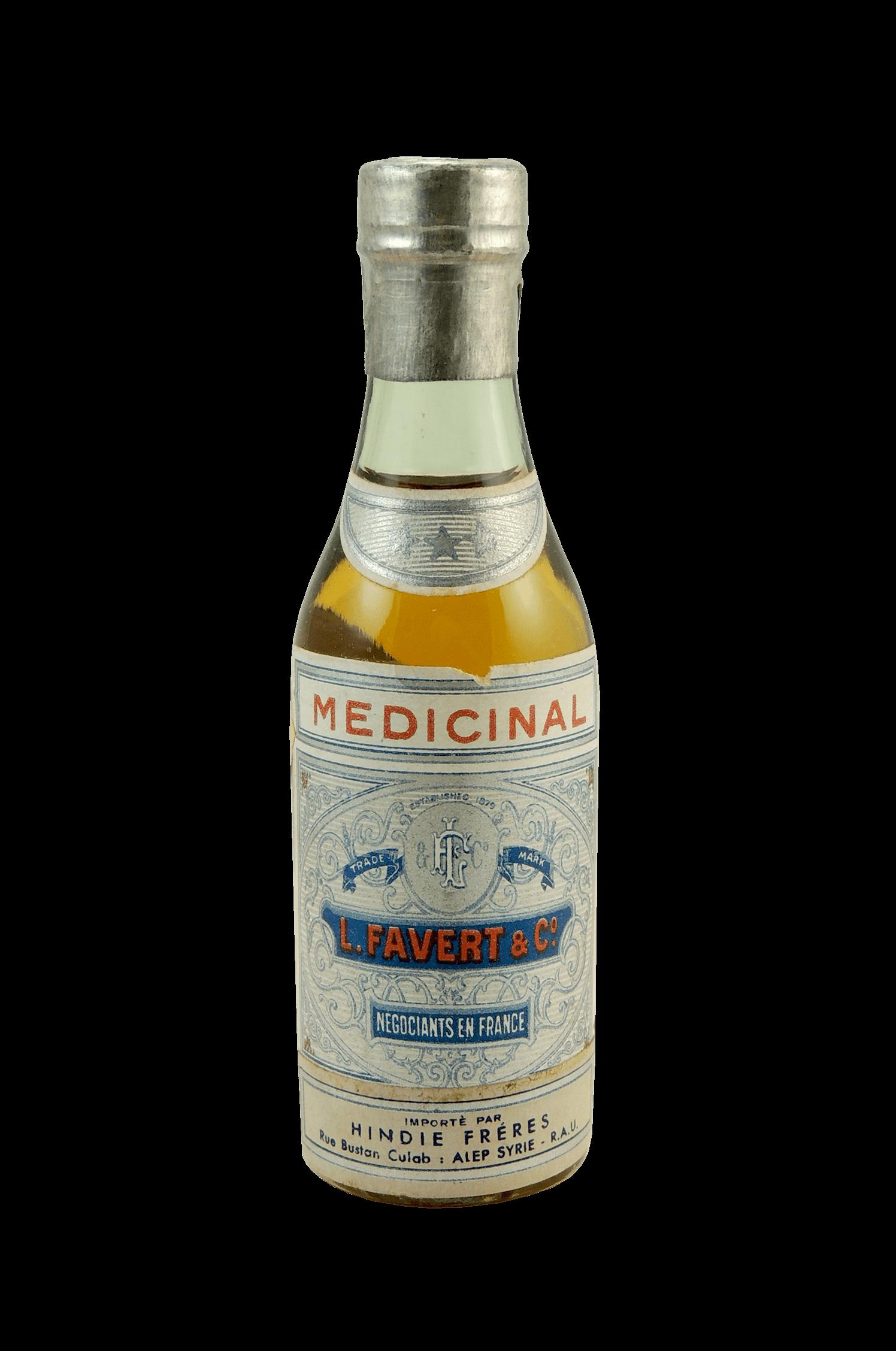 Medicinal L. Favert