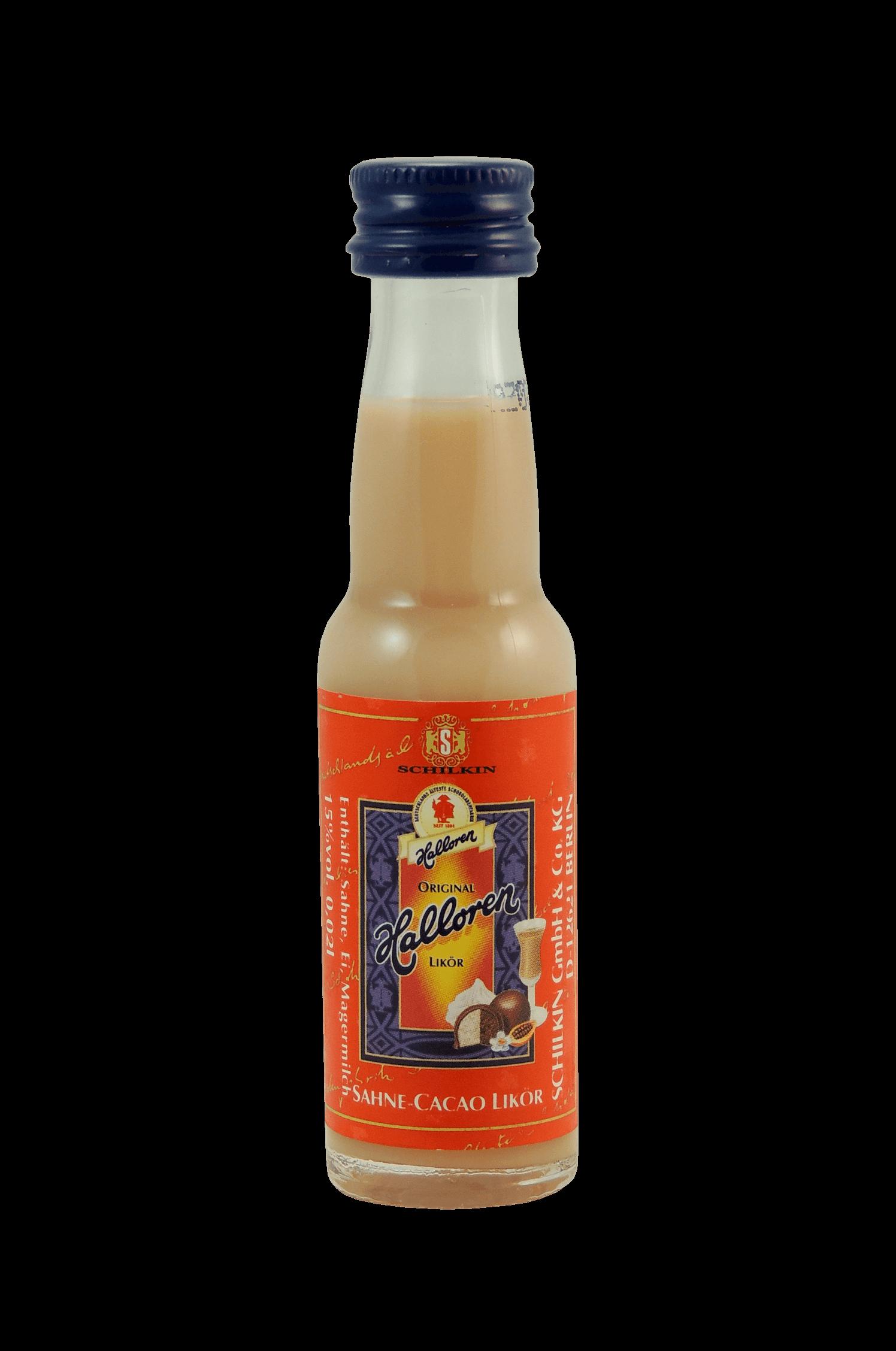 Sahne – Cacao Likör