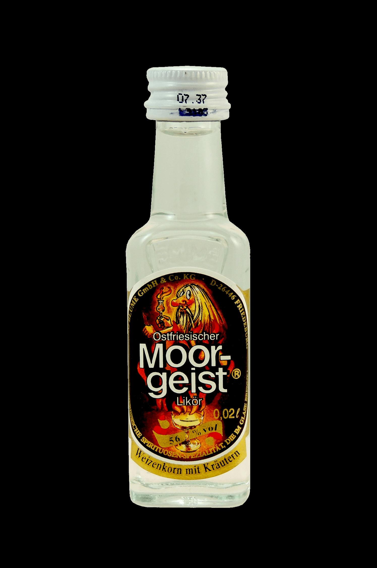 Moor Geist Likör