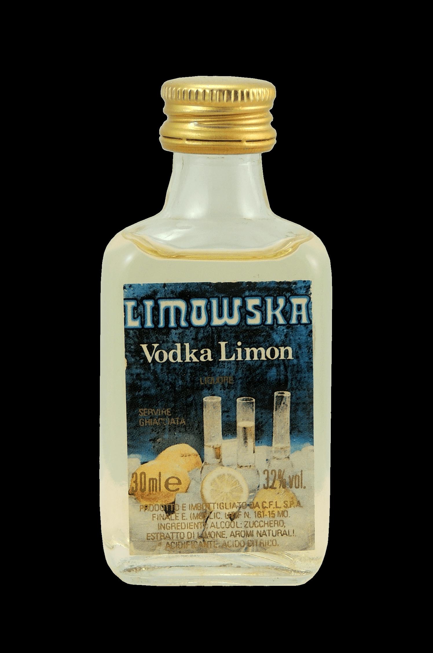 Limowska Vodka Limon