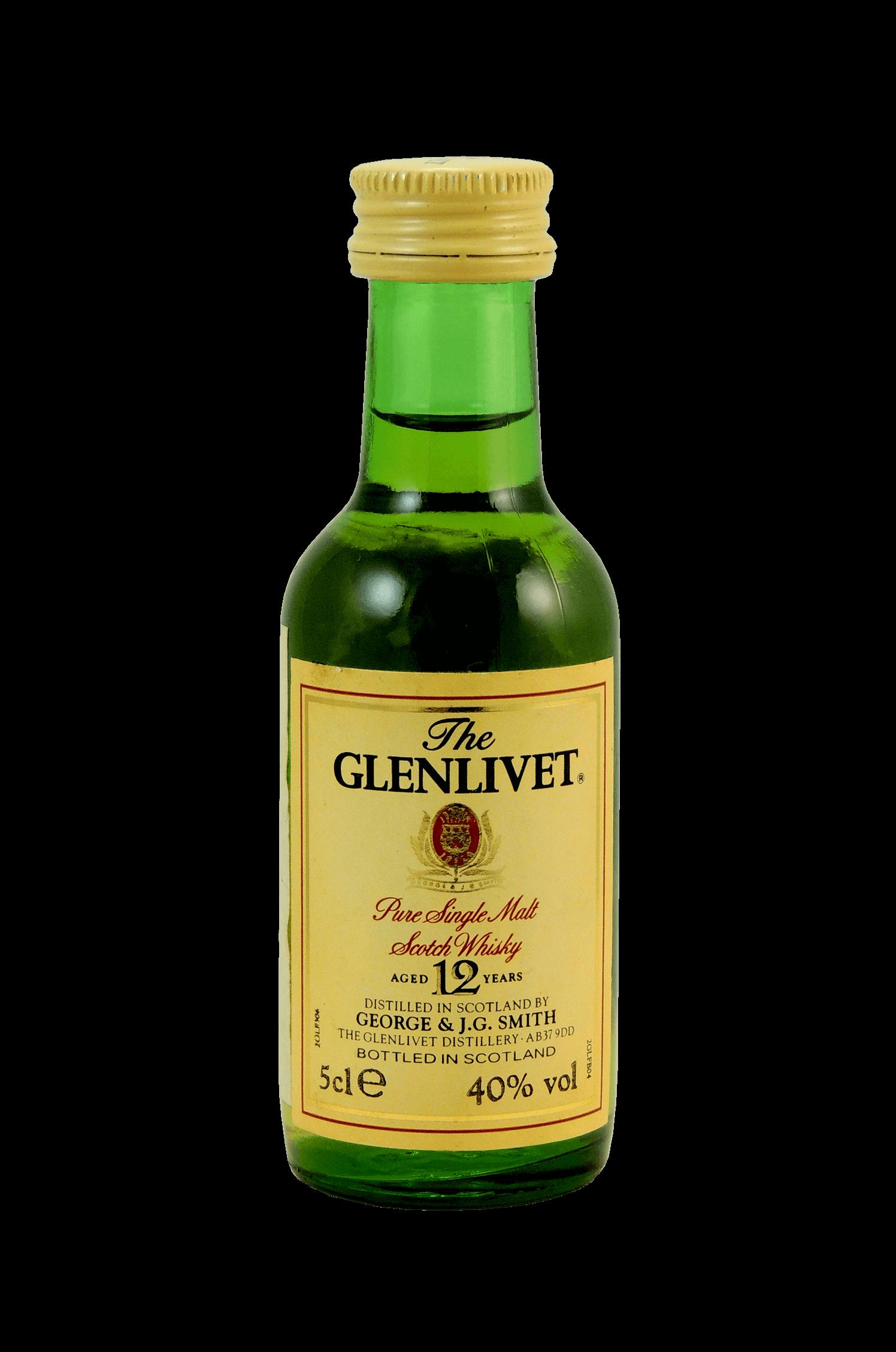 The Glenlivet Whisky 12 Years