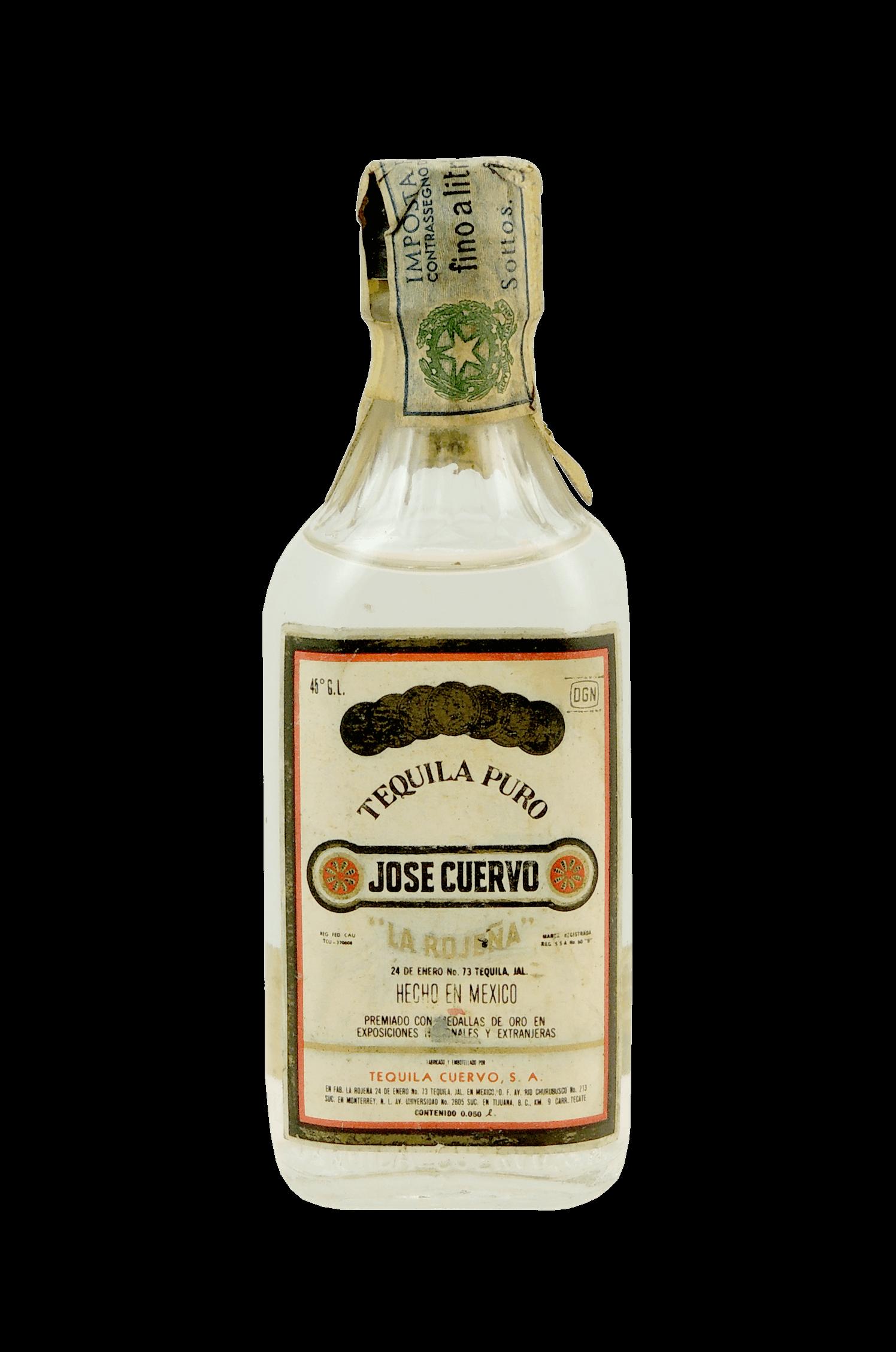 Jose Cuervo Tequila Puro