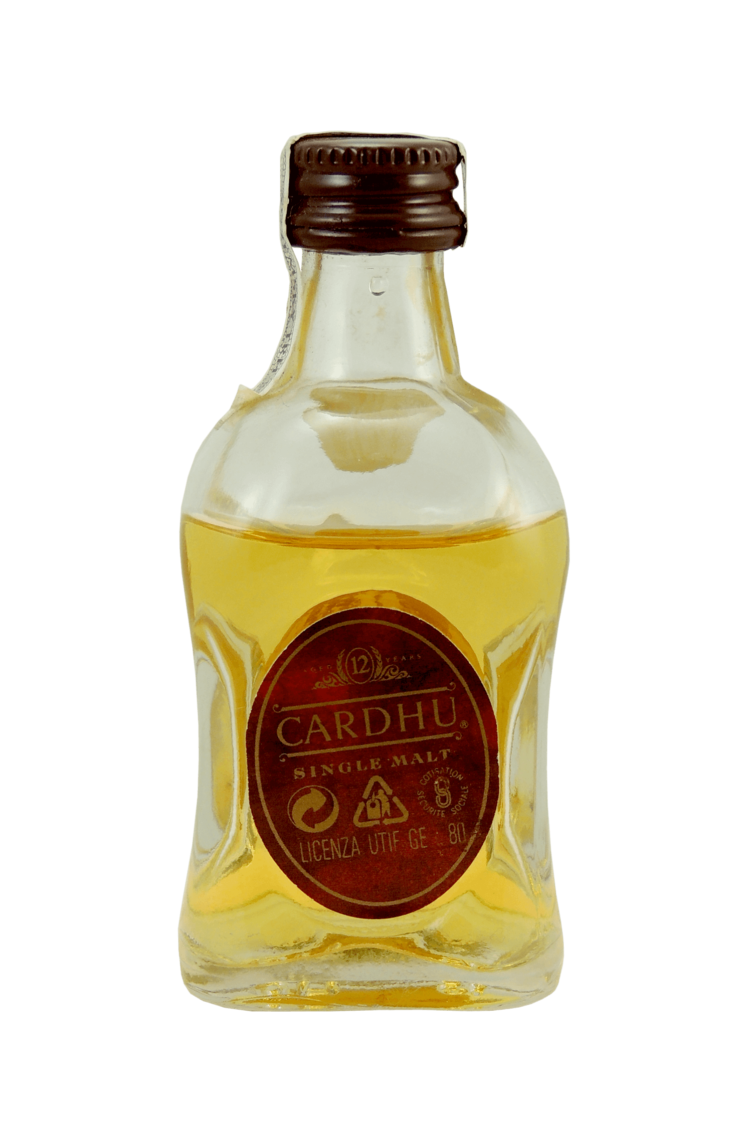 Cardhu 12 Whisky