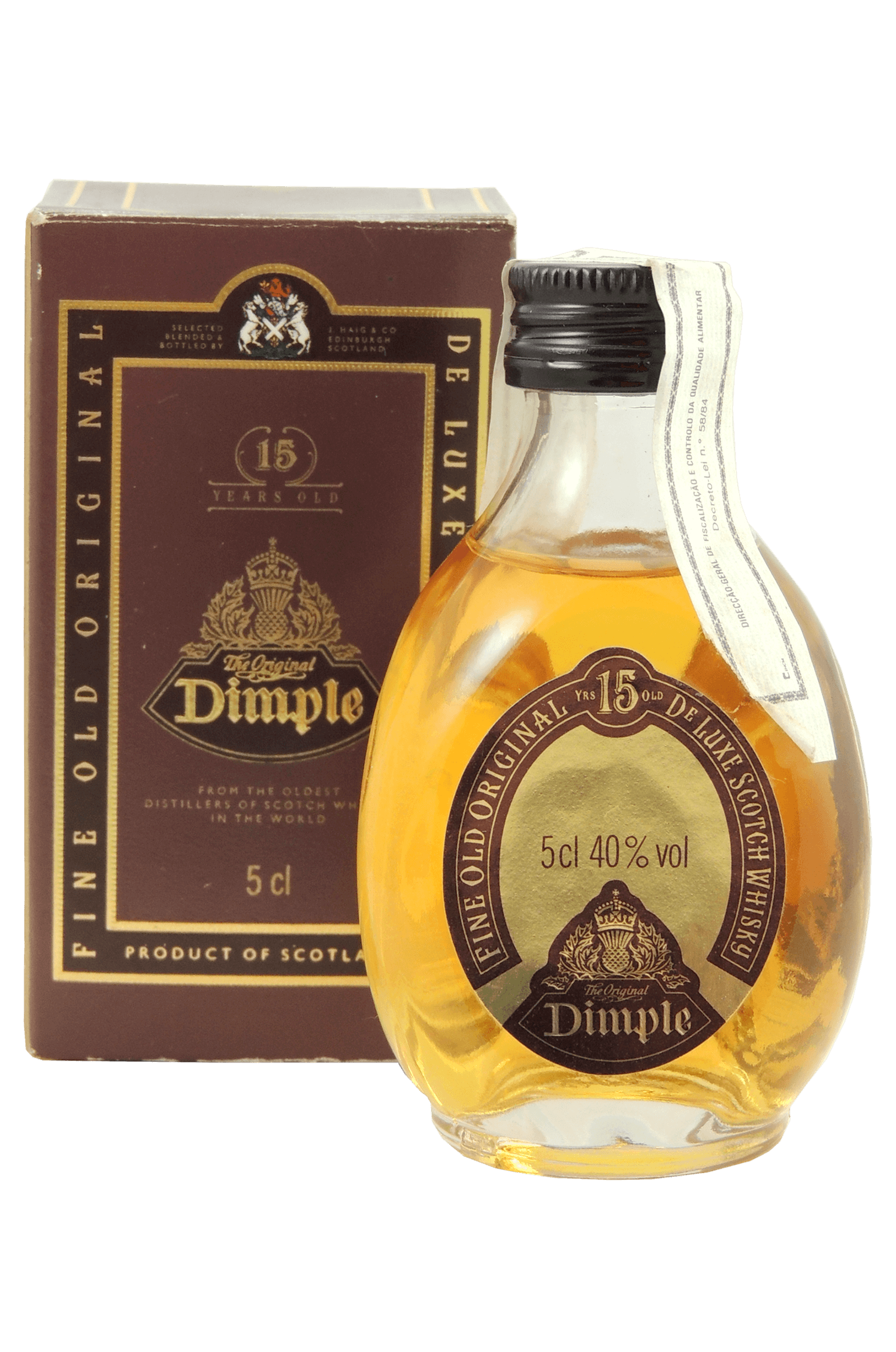 Dimple 15 Whisky